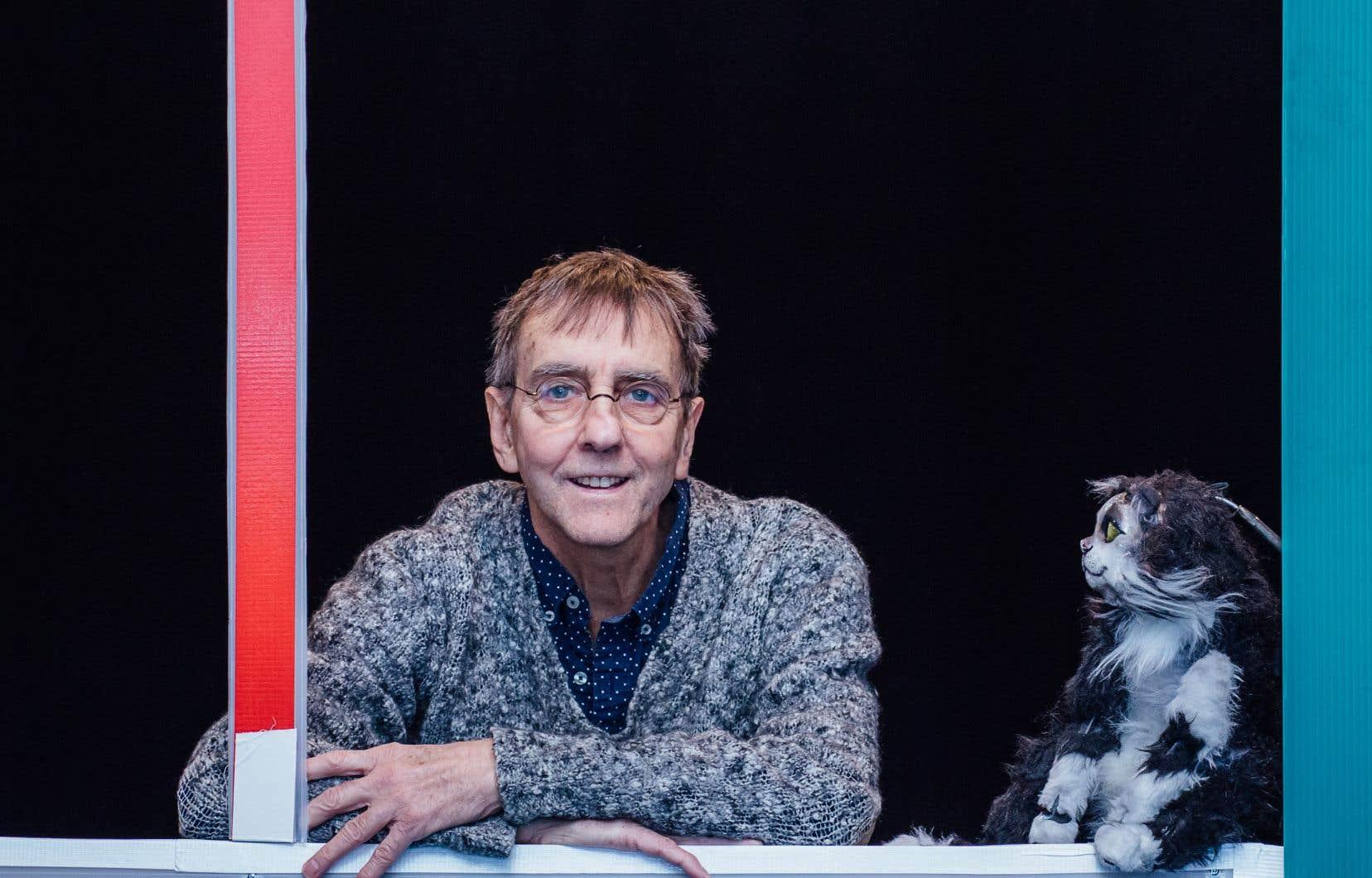 Le directeur artistique et fondateur de PPS Danse, Pierre-Paul Savoie
