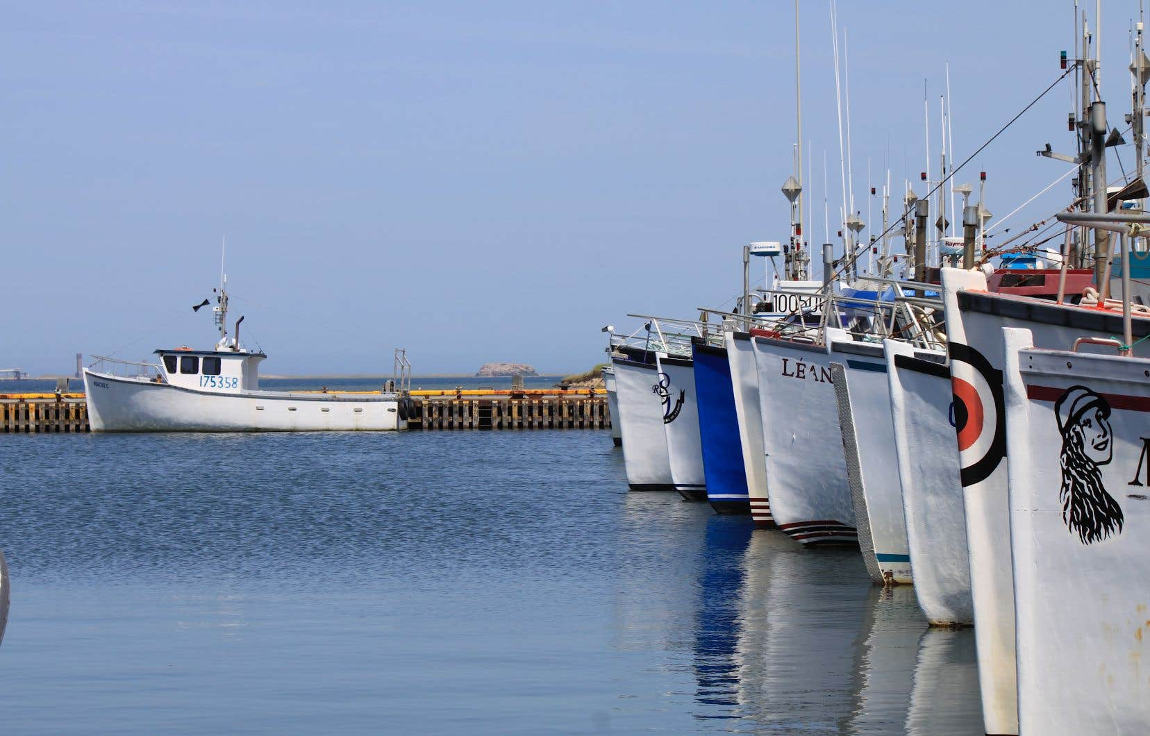 Les pêcheurs du golfe du Saint-Laurent ont souvent dit craindre les impacts de l'exploitation pétrolière sur leur industrie.