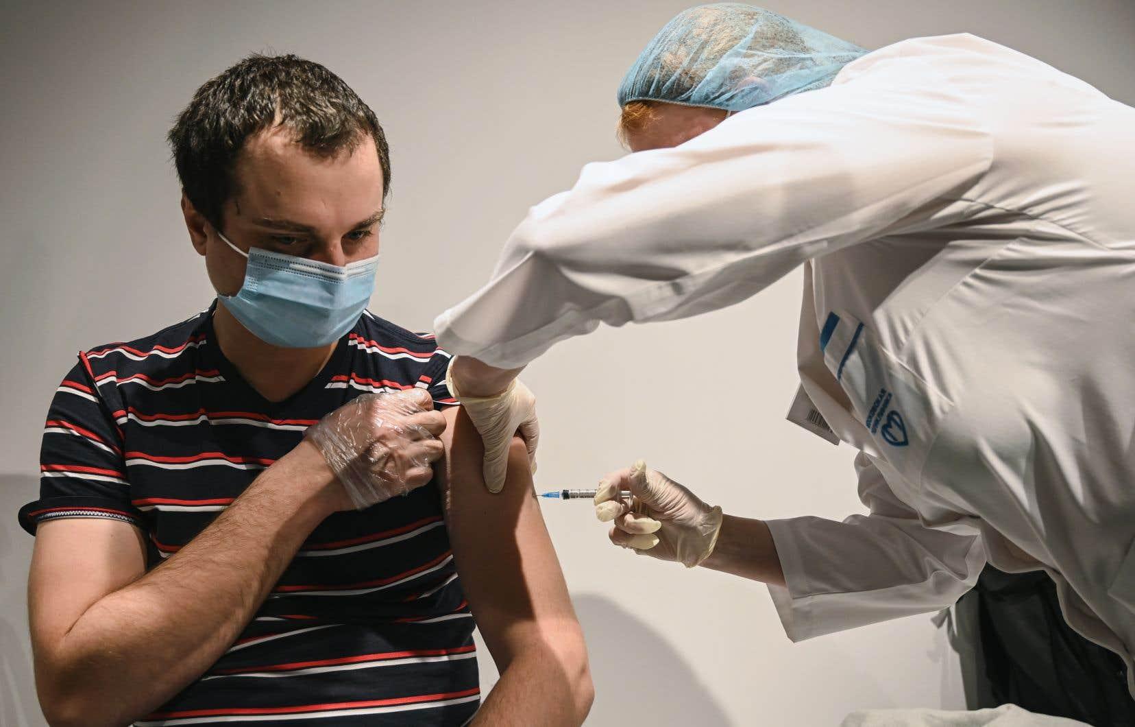 En plus de la Russie (sur la photo), le vaccin Spoutnik V est déjà utilisé dans quelques pays, dont l'Argentine, l'Algérie et la Serbie.