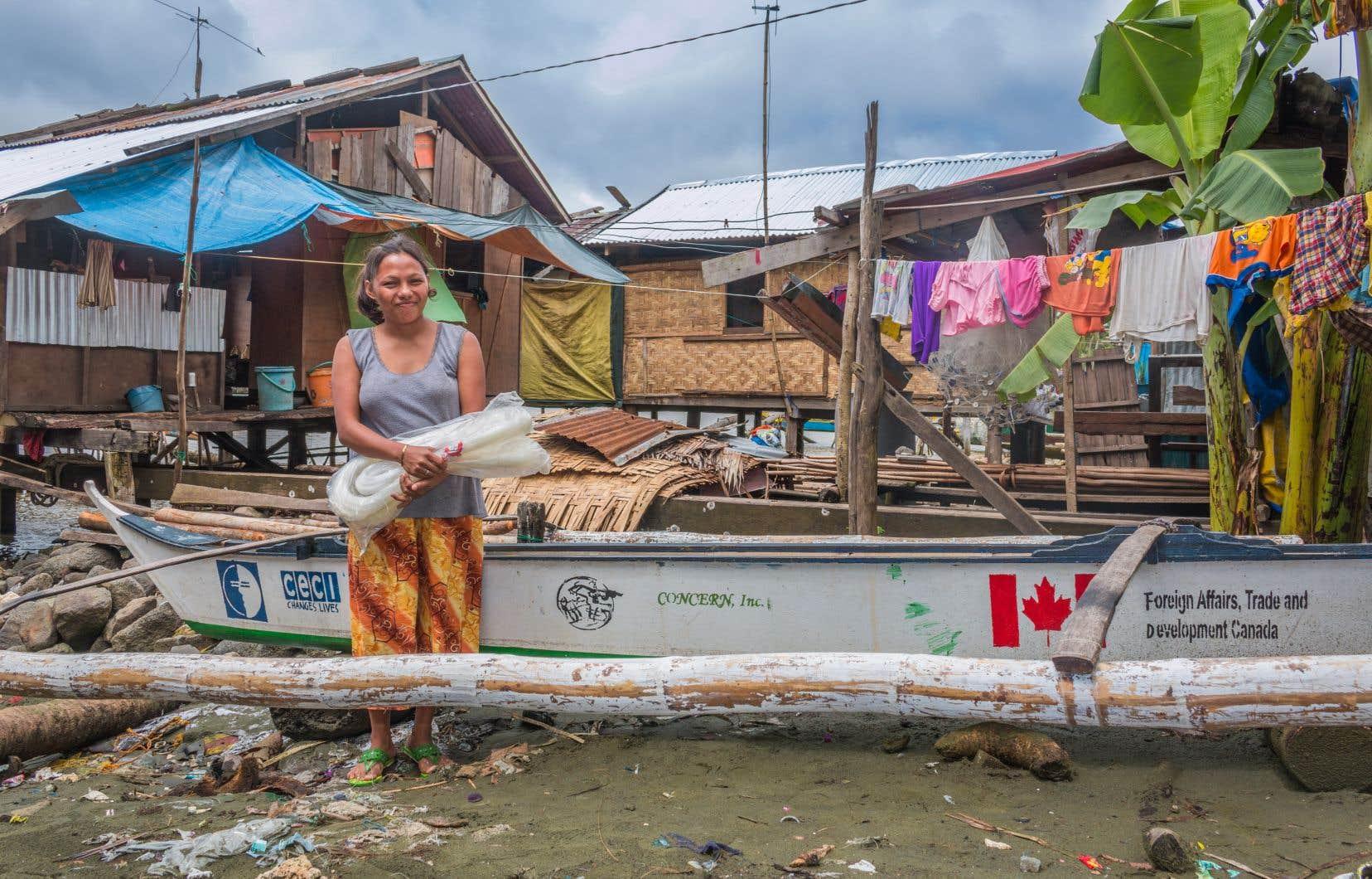 En 2013, le typhon Haiyan a coûté la vie à des 7000 personnes aux Philippes, où le désastre a aussi affecté le quotidien de 9,5 millions de personnes.