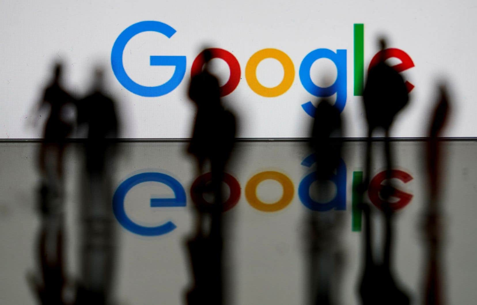 La maison mère de Google a engrangé un chiffre d'affaires de 56,9milliards, soit 10milliards de plus qu'il y a un an, et bien au-delà des 53milliards attendus par les analystes.