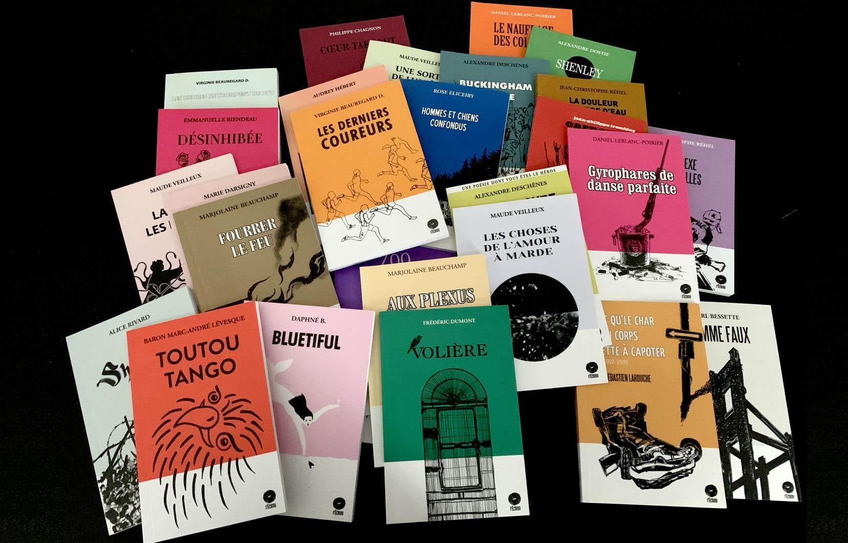 Les recueils aux couvertures voyantes et colorées recèleront des textes faisant la part belle à l'oralité, à l'humour, à la colère et à l'émotion franche.