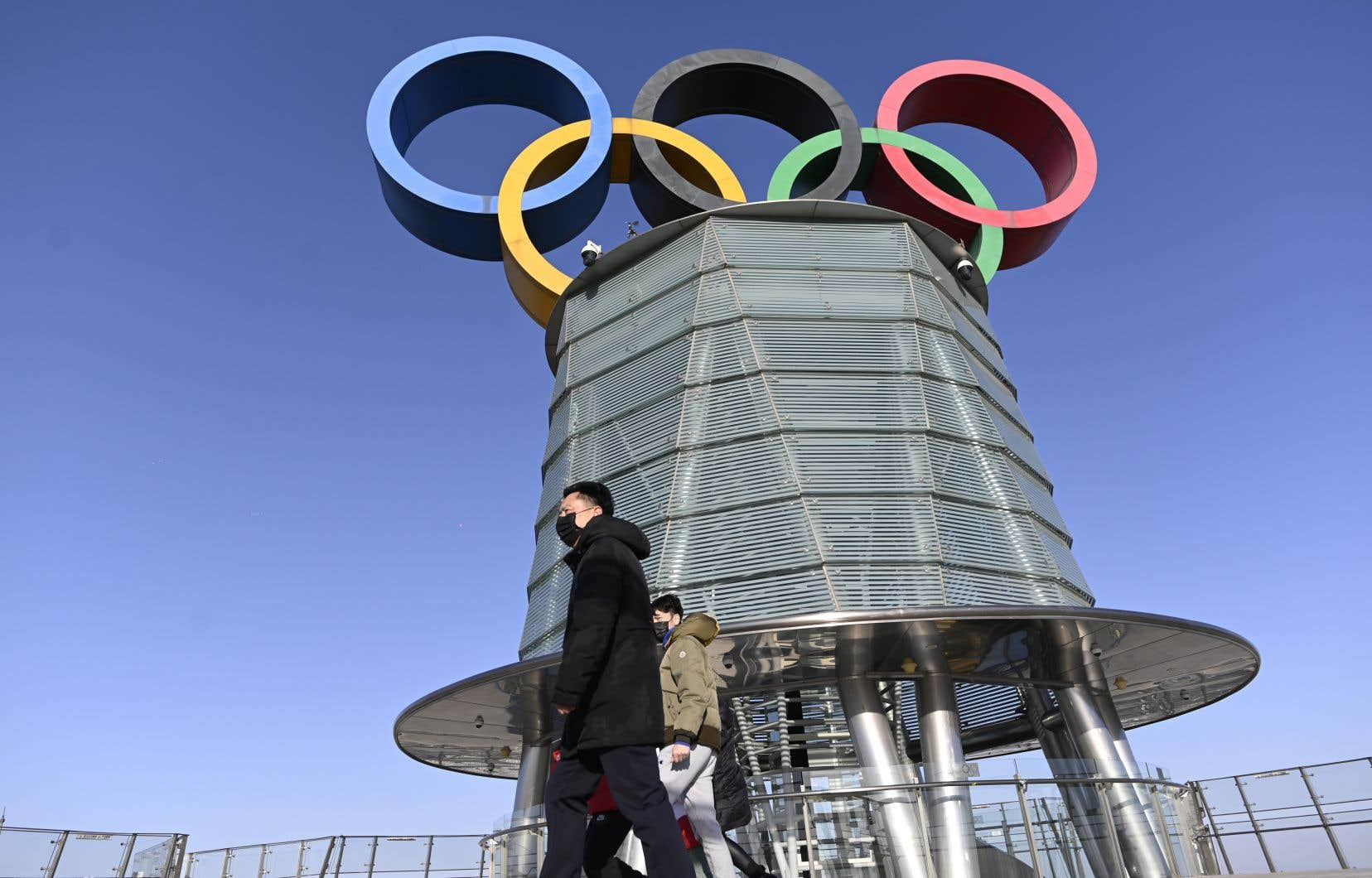 Le Montréalais Dick Pound, l'un des plus influents membres du Comité international olympique, a déclaré au Globe and Mail que le Canada devrait résister à un appel au boycott des Jeux olympiques de 2022.