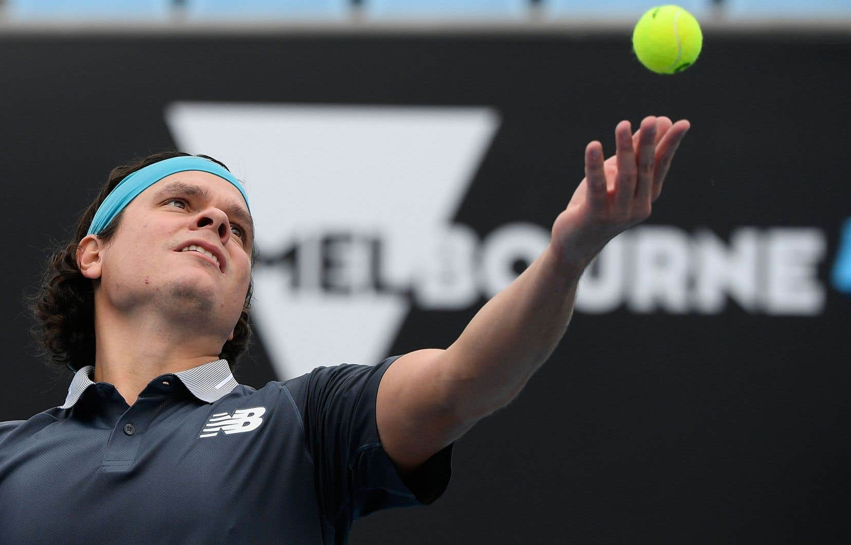 Milos Raonic (photo) n'a eu aucune difficulté à se défaire de l'Argentin Federico Coria, qu'il a vaincu 6-3, 6-3, 6-2 en 1 h 35.