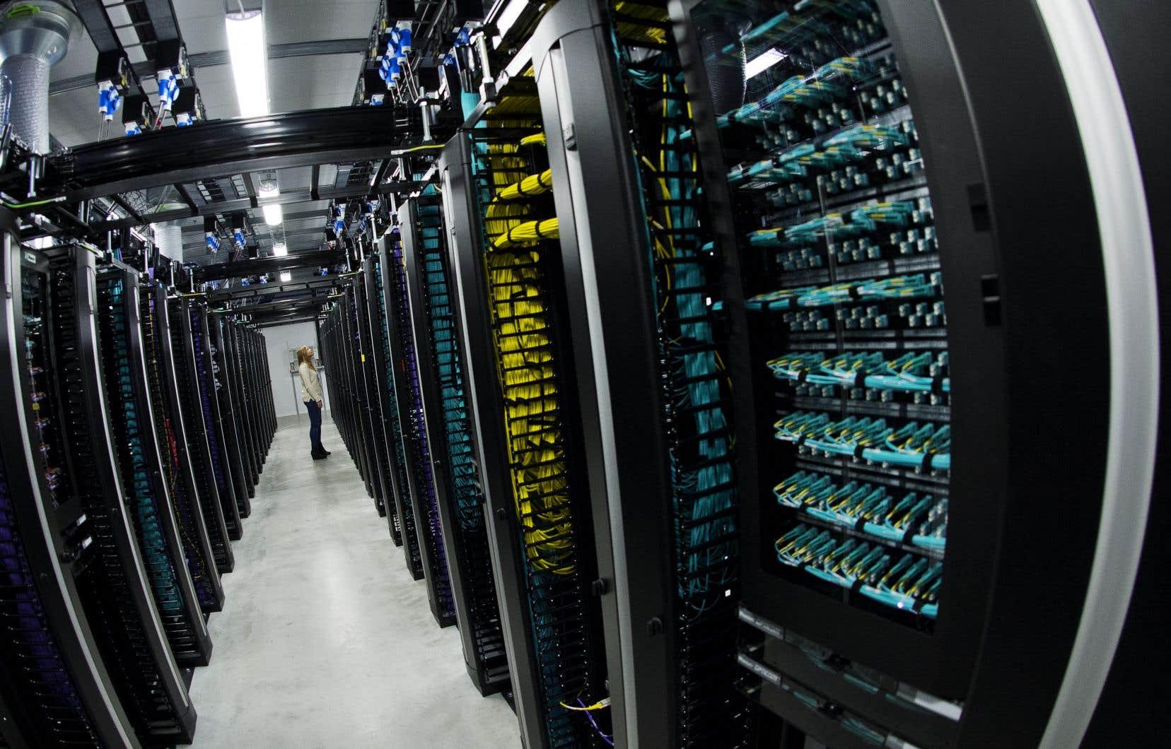 «Retirons aux Big Tech ce qui fait leur puissance: les données. Elles appartiennent à nous tous et nous devons les contrôler», écrit l'auteur.