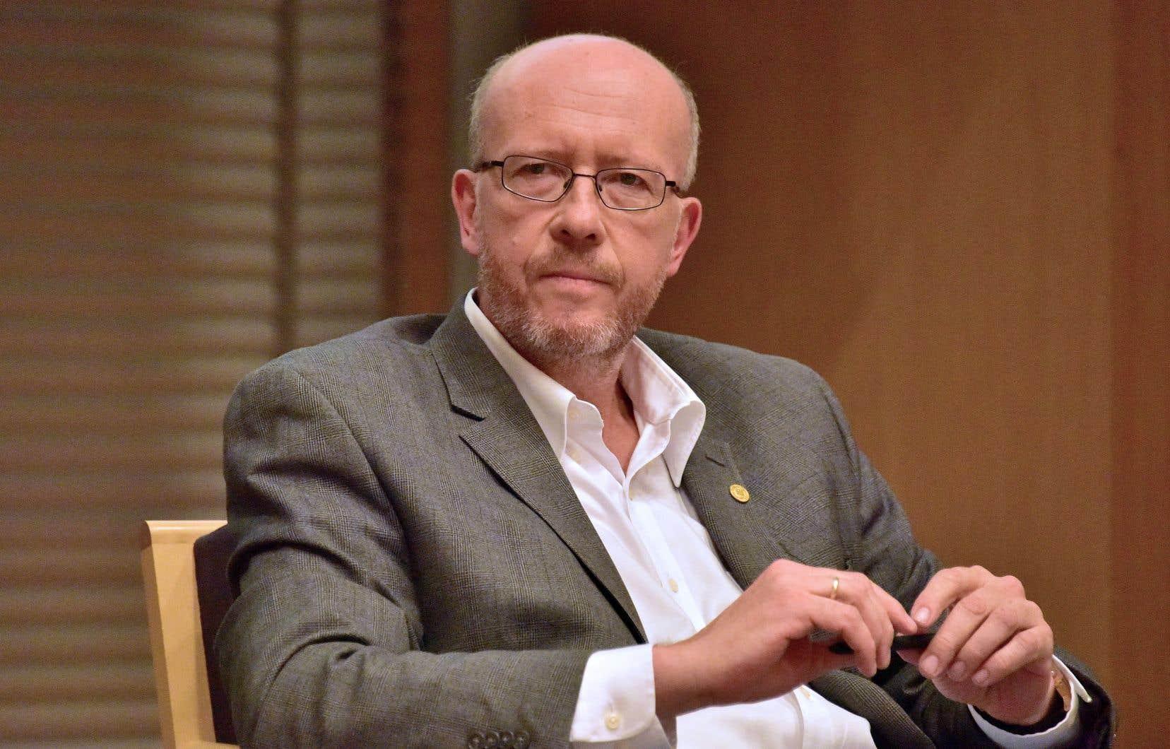 L'historien Jan Grabowski
