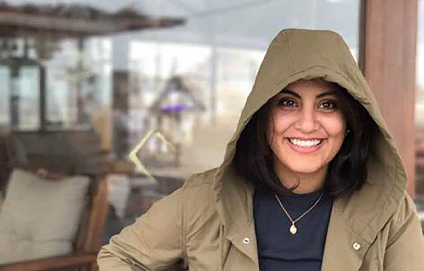 Loujain al-Hathloul a été arrêtée en mai 2018 aux côtés d'autres militantes qui réclamaient le droit pour les Saoudiennes de conduire une voiture.