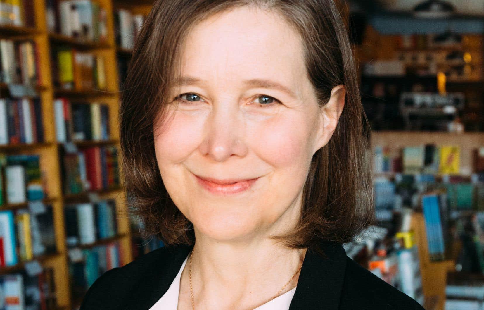 L'écrivaine Ann Patchett