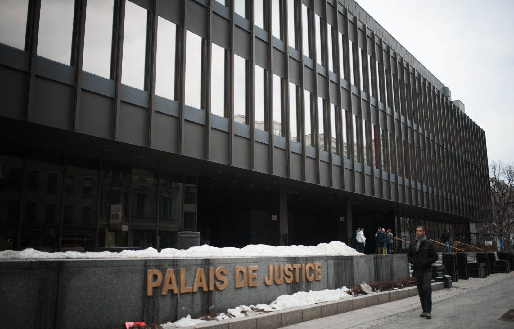 Le Directeur des poursuites criminelles et pénales a déposé au dossier de la Cour jeudi matin un document l'informant de sa décision de mettre un terme aux procédures judiciaires.