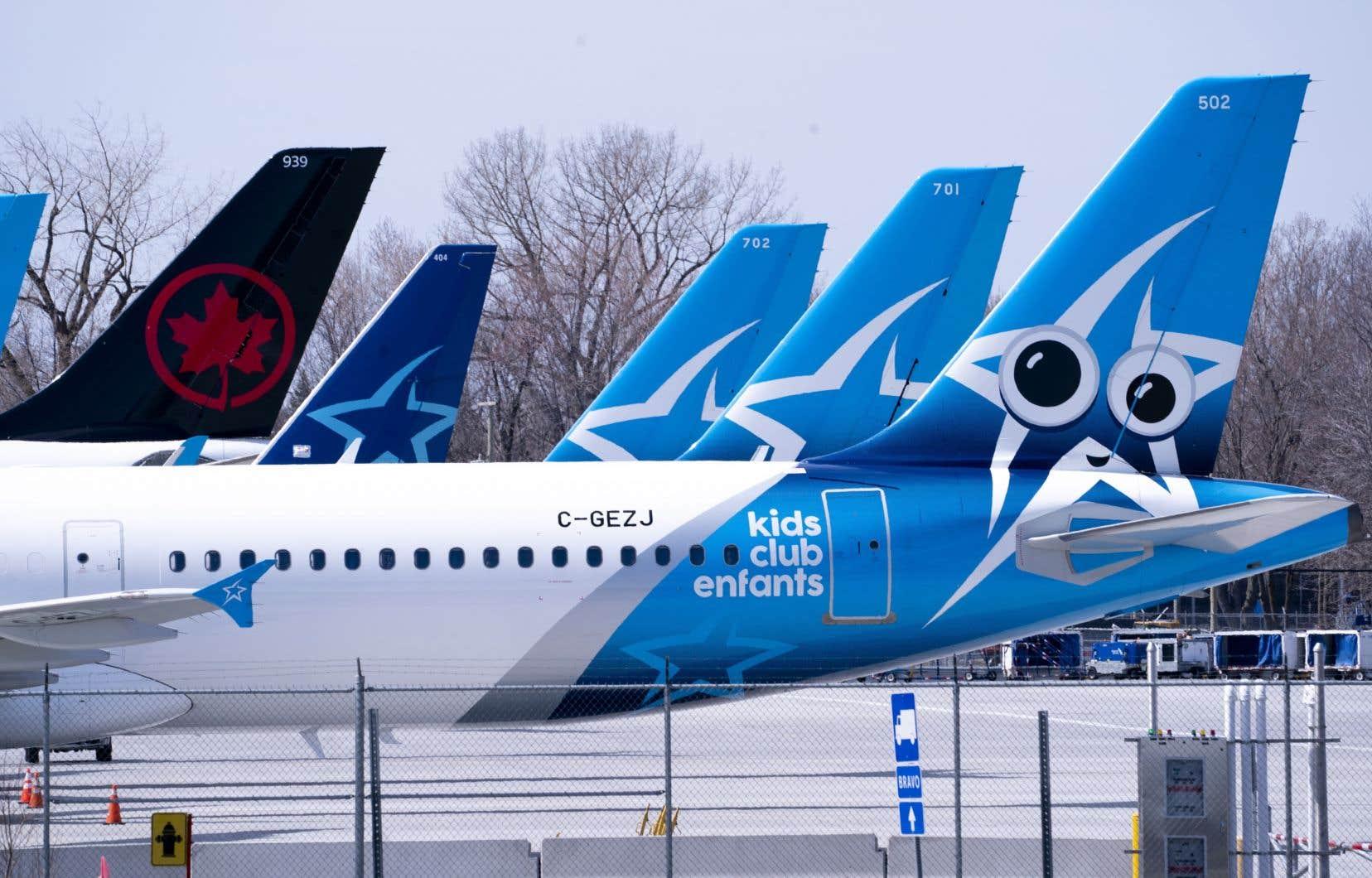 «Par l'engloutissement de Transat, [...] Air Canada concentrerait plus de 60% du marché, un seuil inacceptable dans quelque industrie que ce soit», affirme Pierre Karl Péladeau.