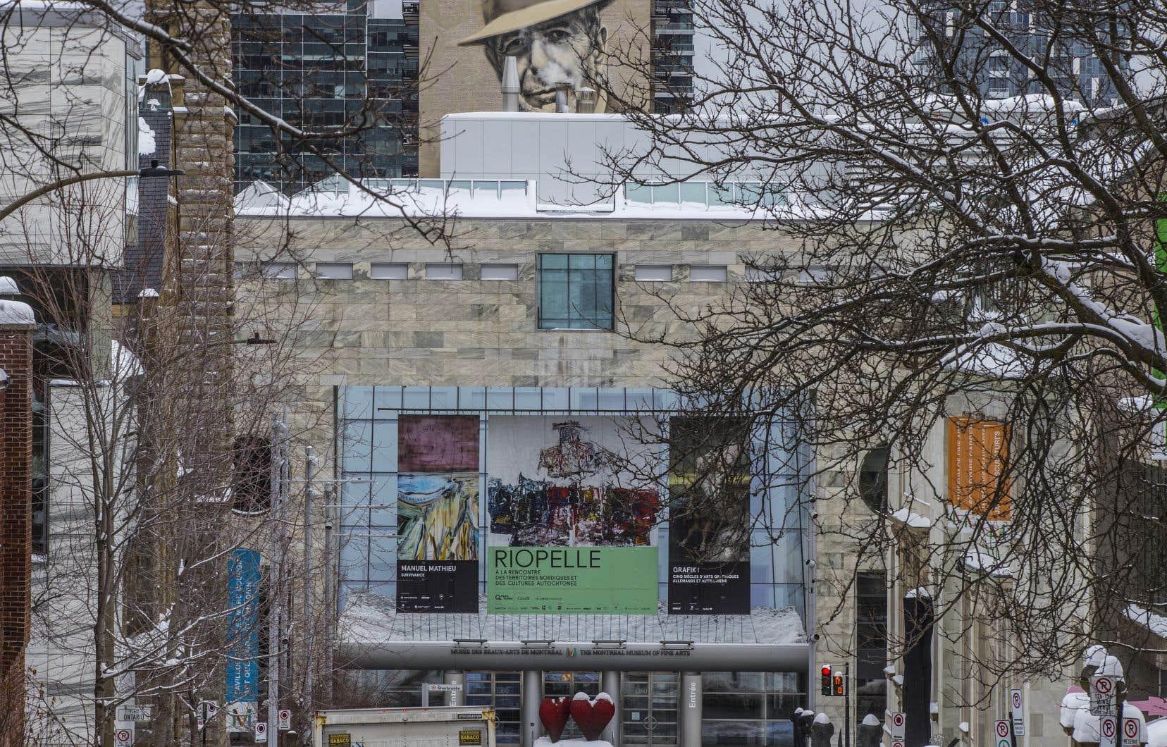 Au Musée des beaux-arts de Montréal, qui a dû annuler l'exposition «Les origines du monde» à cause de la pandémie, et qui a plutôt prolongé Riopelle: à la rencontre des territoires nordiques et des cultures autochtones», on affiche presque complet jusqu'au 2mars, mais on se prépare à ajouter des places.