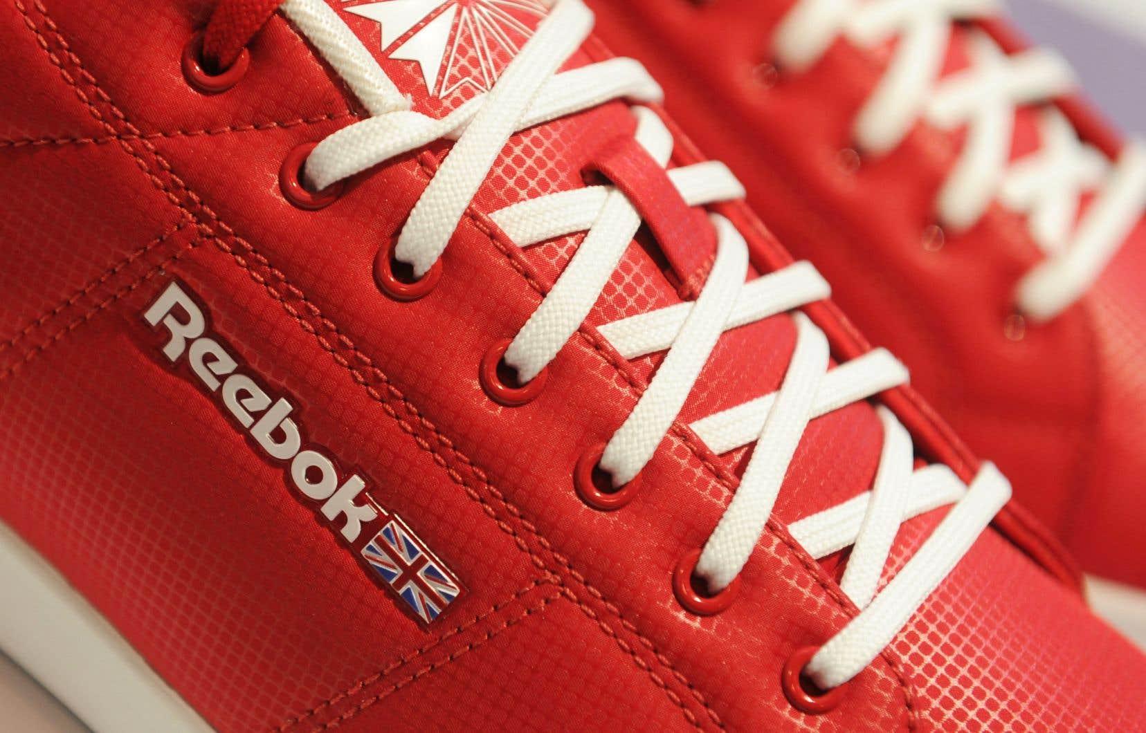 La valeur de Reebok au bilan d'Adidas pourrait du reste à nouveau subir un coup de brosse comptable dans les résultats annuels pour 2020 qui seront révélés le 10 mars.