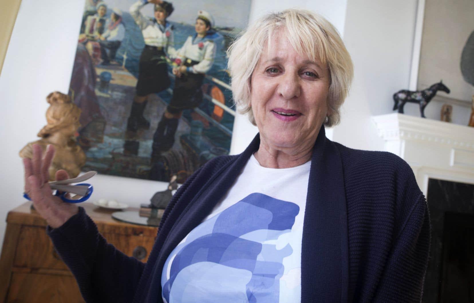 Pour la prochaine édition du Salon international du livre de Québec, qui se tiendra du 7 au 11 avril, une vingtaine d'écrivains québécois et étrangers ont été invités à parler de leurs œuvres lors de rencontres animées pour la plupart par Denise Bombardier.