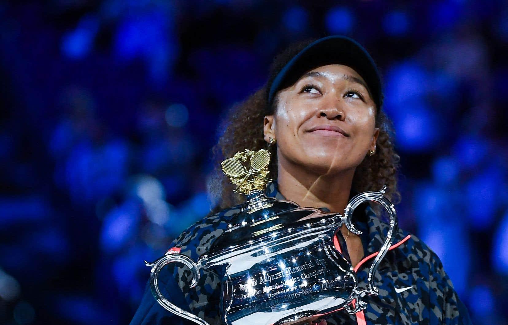 Avec cette victoire, la Japonaises'est offert son quatrième trophée du Grand Chelem en autant de finales jouées.