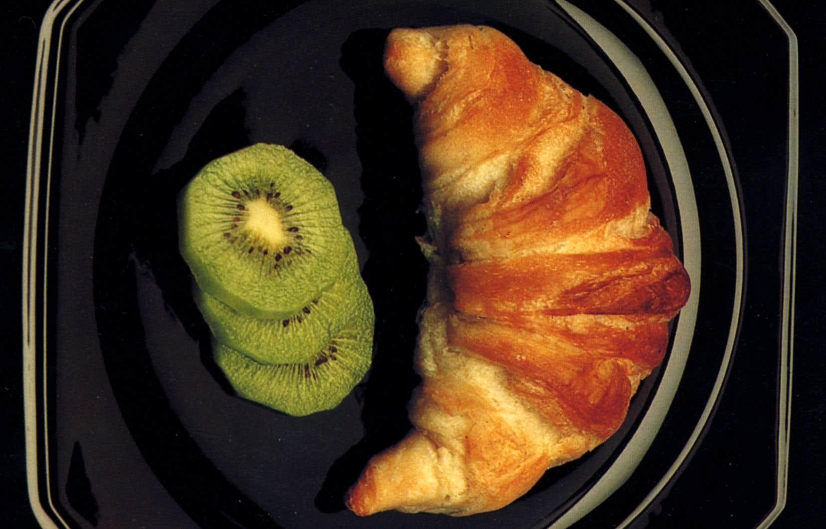 Les grains raffinés sontceux qu'on trouve dans les croissants et le pain blanc, par exemple.