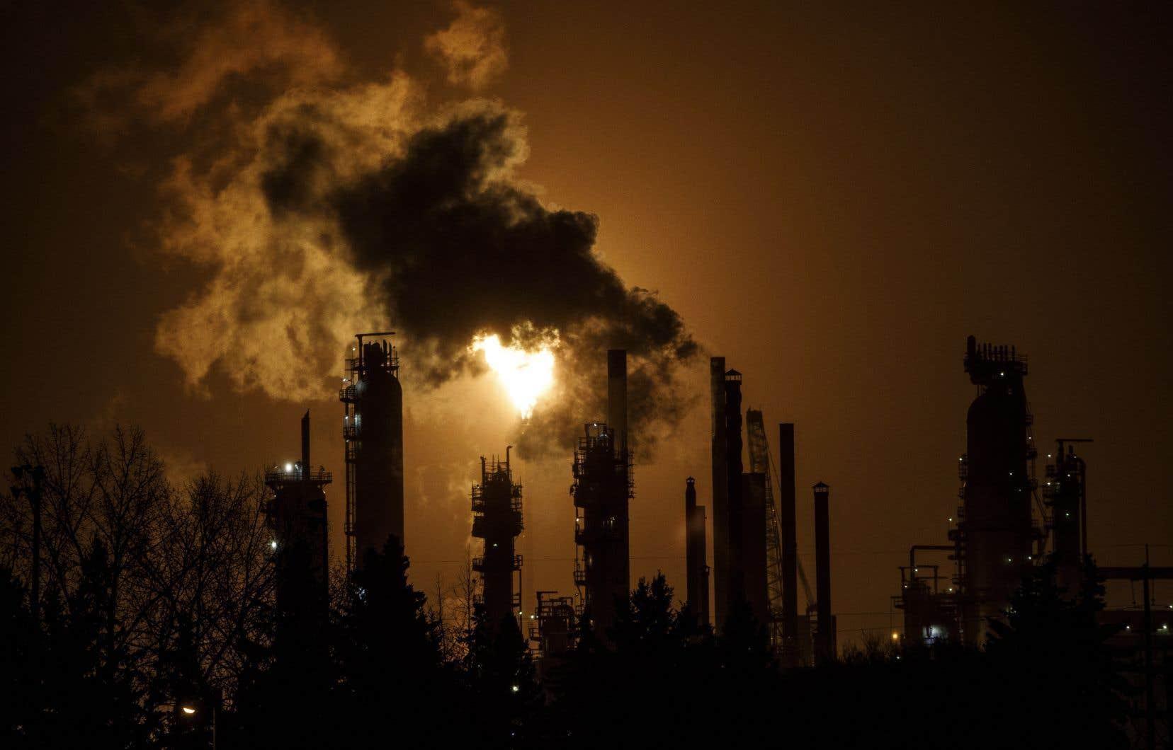 Le gouvernement Trudeau a promis d'orienter le Canada vers l'atteinte de la « carboneutralité » d'ici 2050.