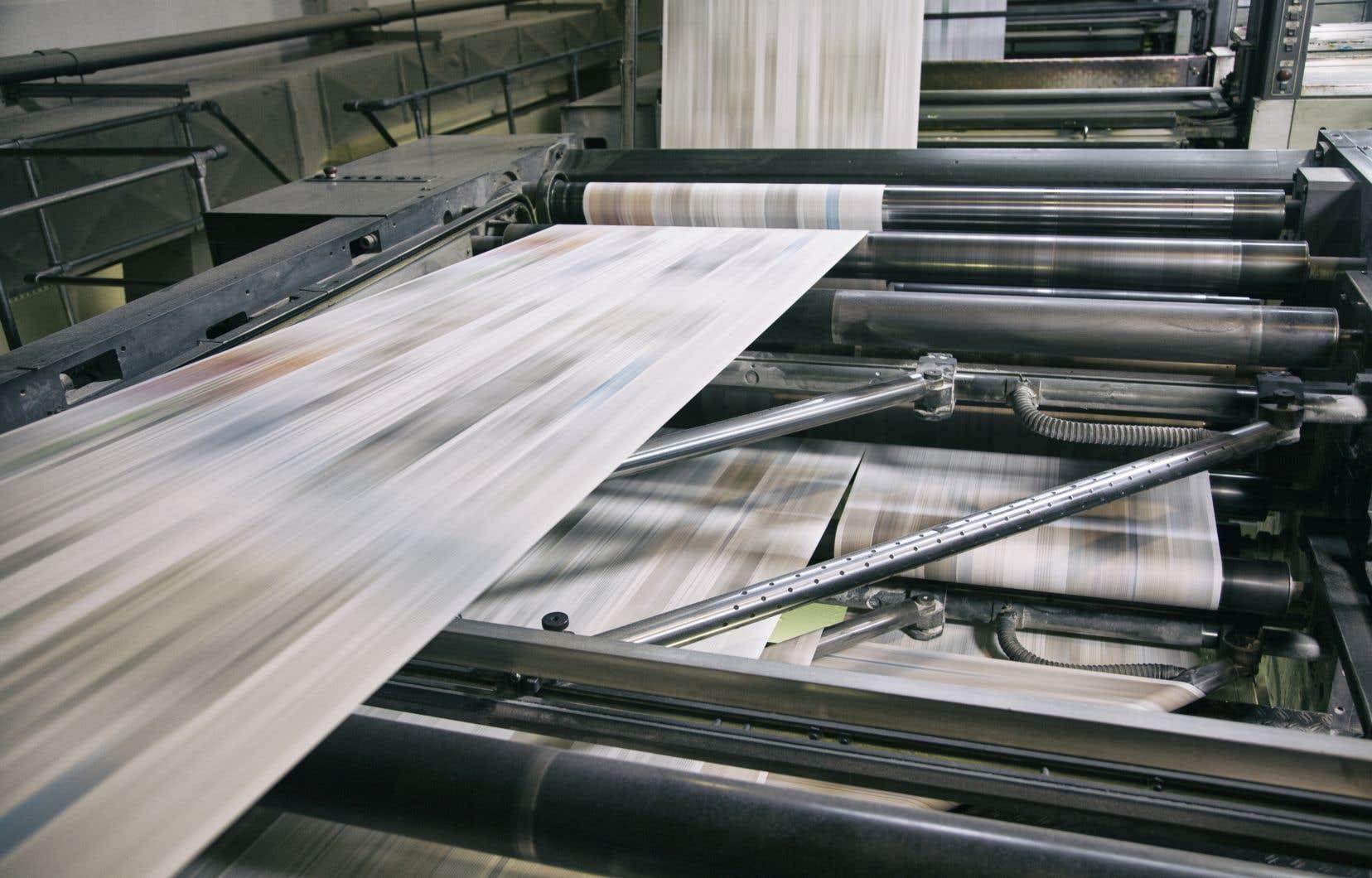 Des miettes pour les régimes de retraite des anciens journaux de GCM