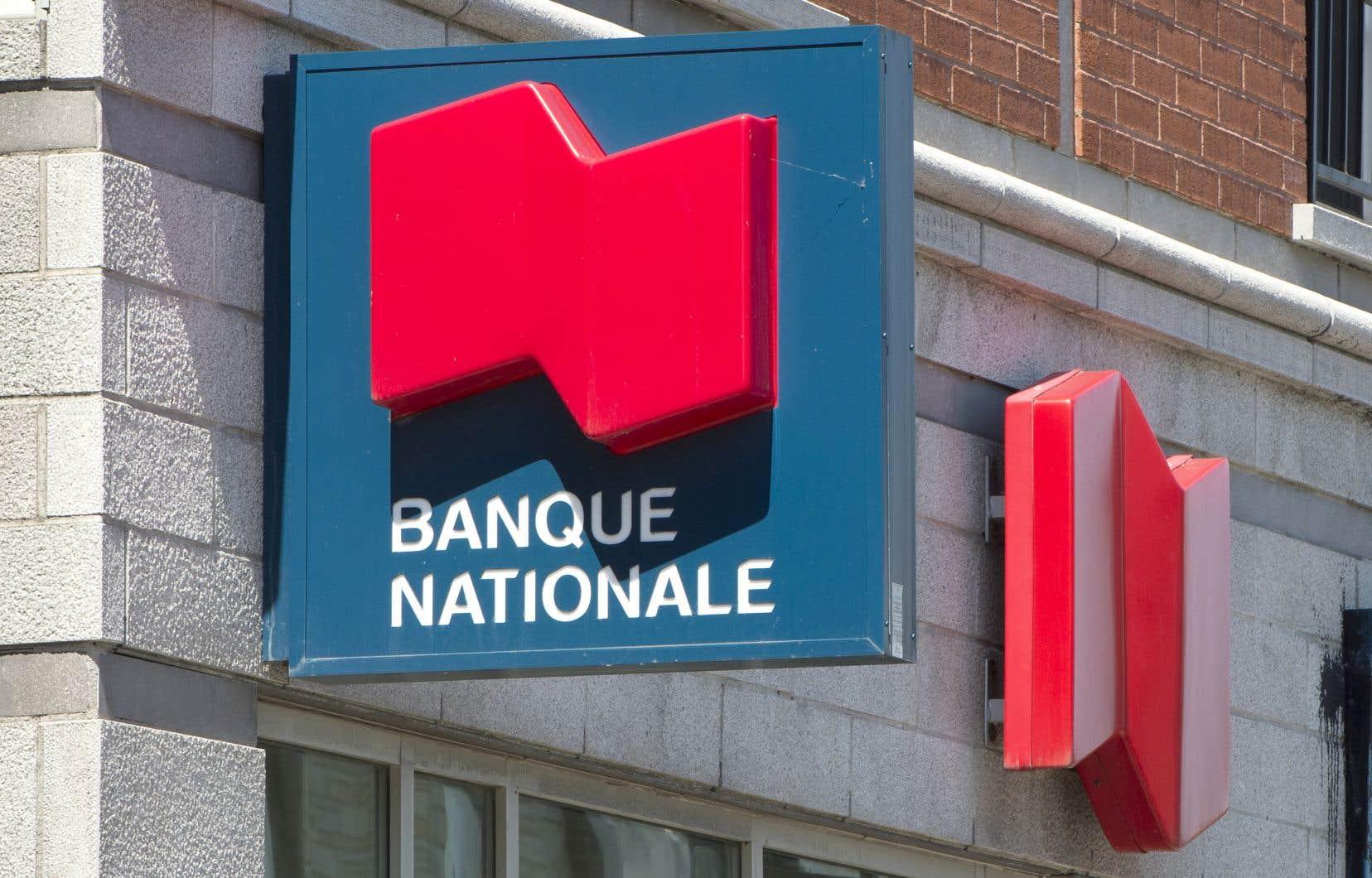 Pour la période de trois mois terminée le 31janvier, le bénéfice net de la Nationale s'est établi à 761millions, ou 2,15$ par action.