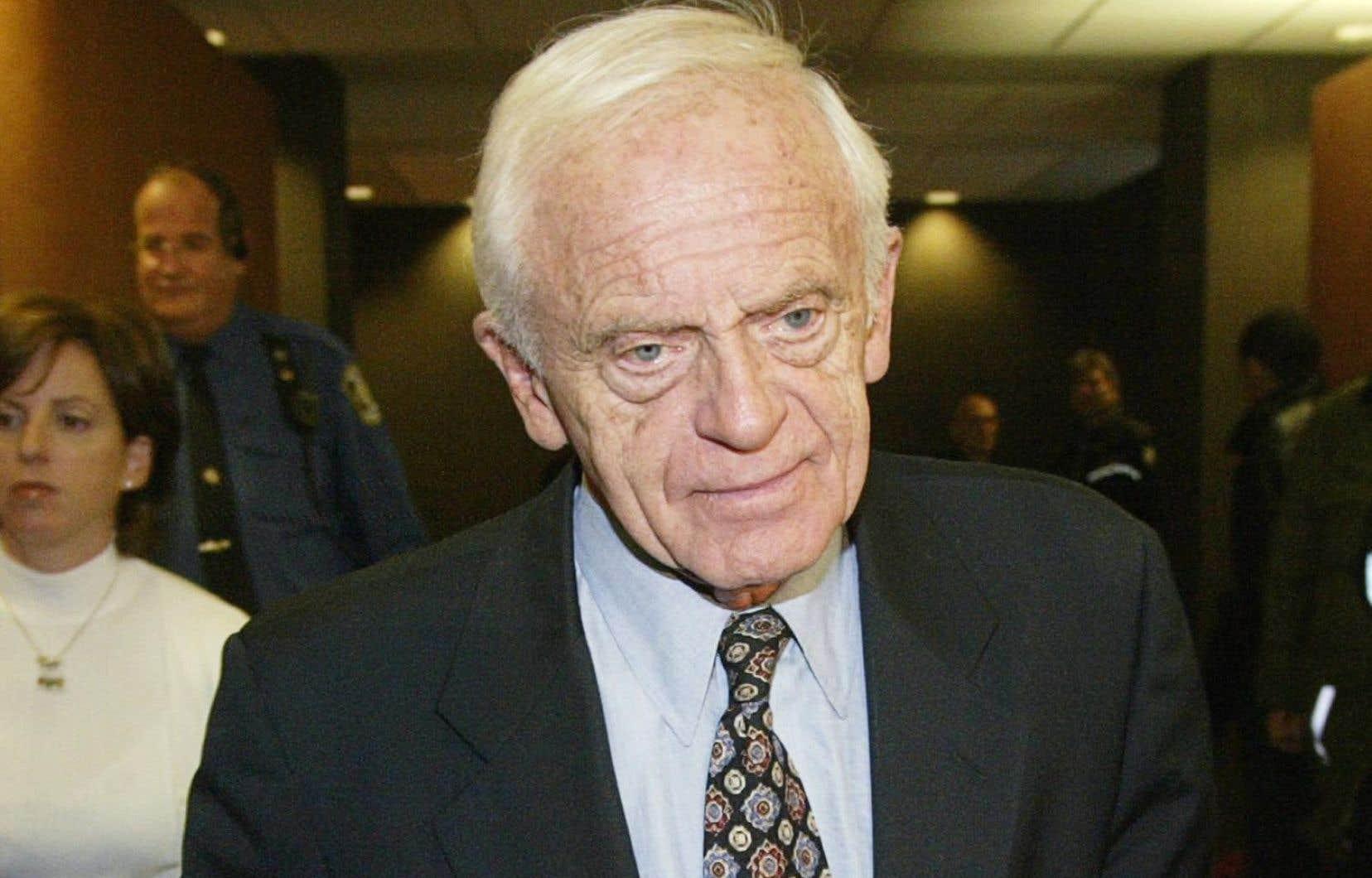 Irving Grundman en 2005