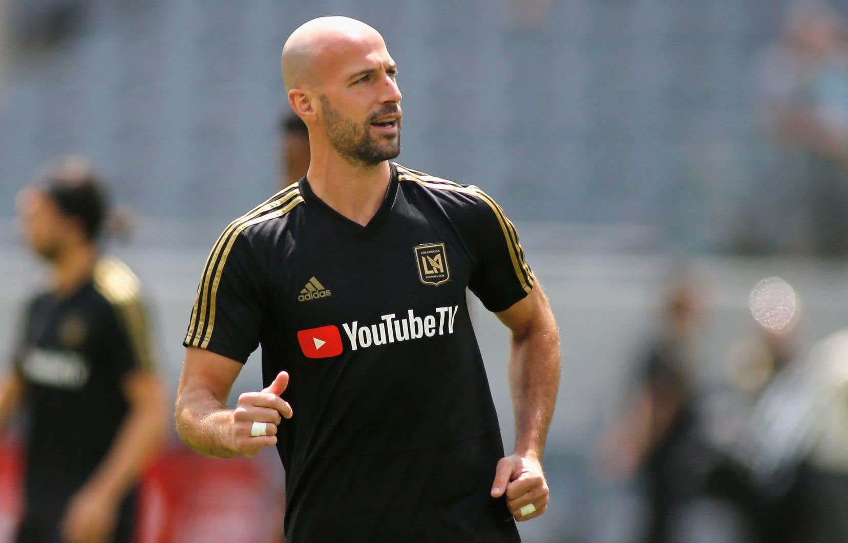 Laurent Ciman a rejoint le Los Angeles FC en 2018.