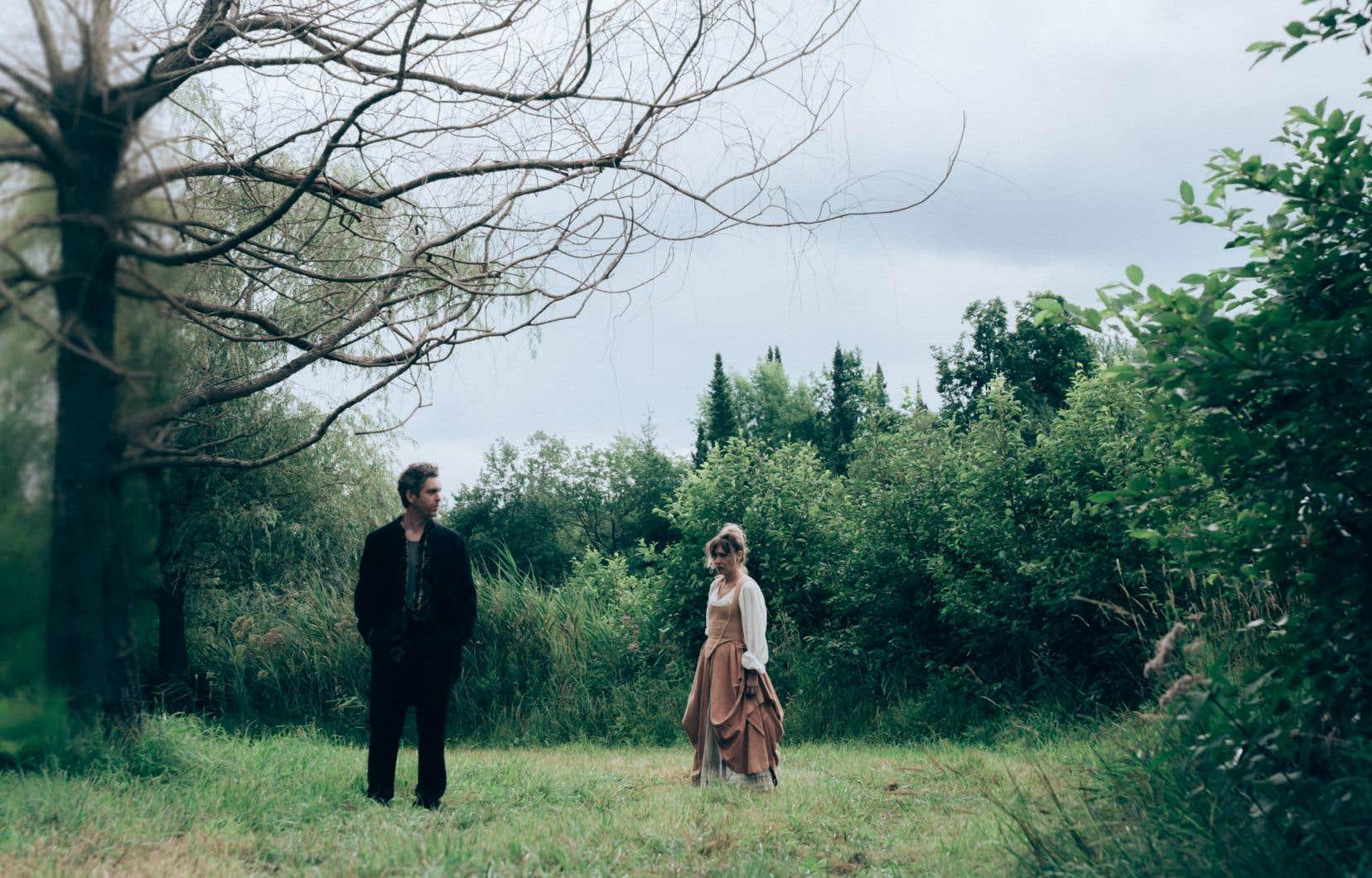 Une scène du film «Hygiène sociale», de Denis Côté, qui représentera le Québec dans la sectionEncounters du festival