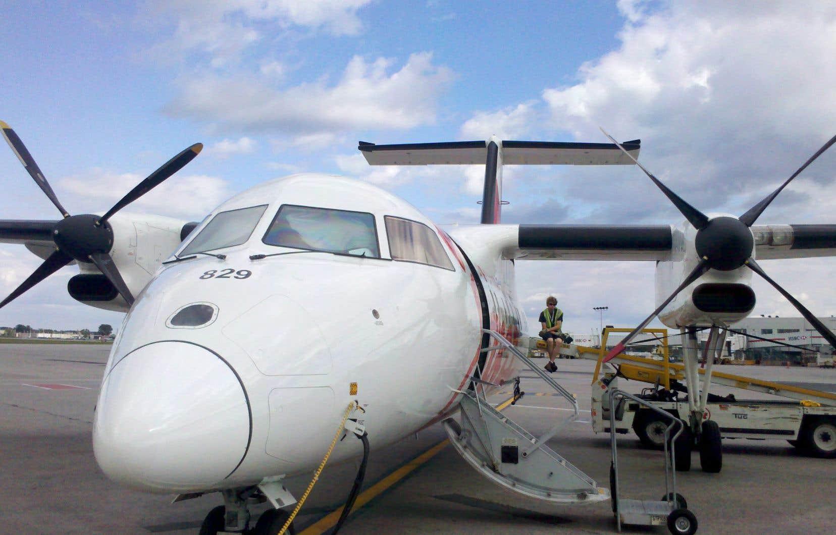 Avec Mont-Joli, Val-d'Or et Baie-Comeau, Gaspé fait partie des destinations qui ont été complètement délaissées par Air Canada, l'été dernier.
