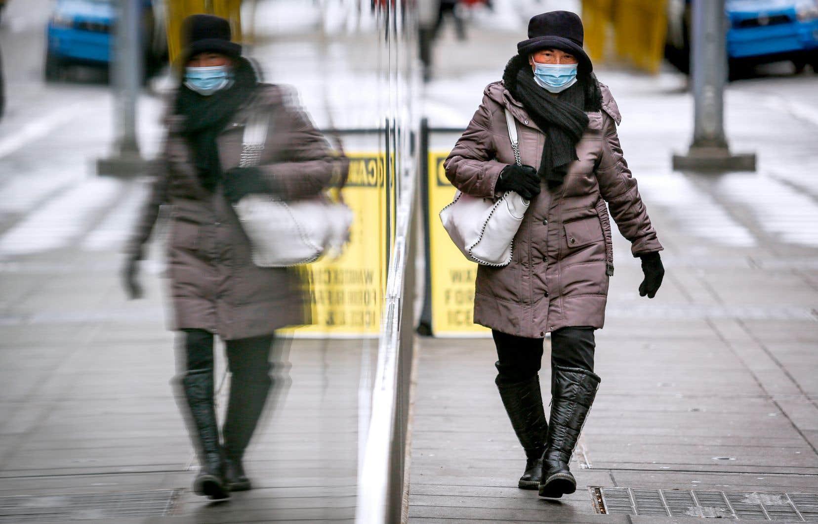 La chute du PIB canadien en 2020 est due à la fermeture de larges pans de l'économie lors de la première vague de la pandémie.