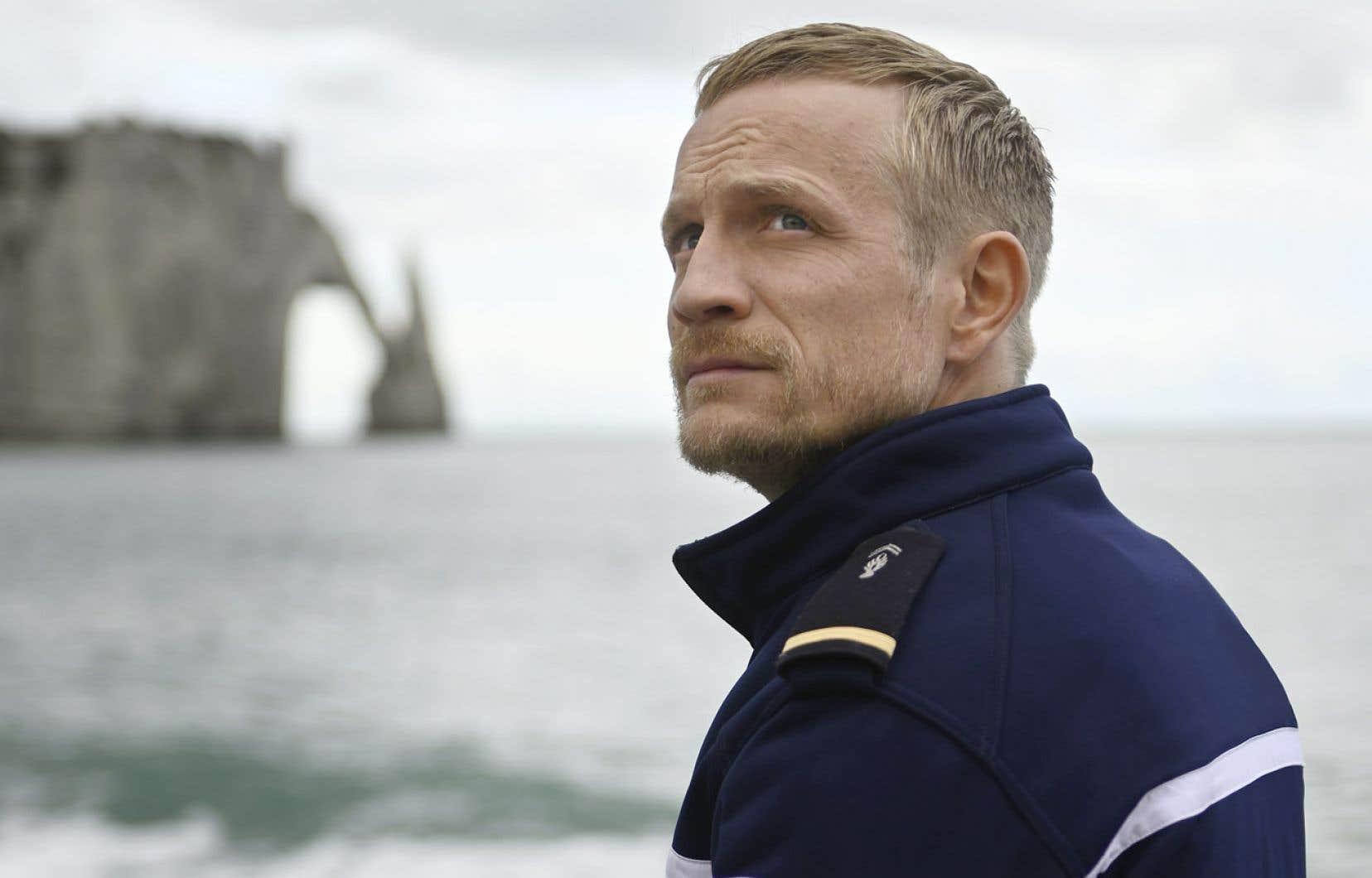 Jérémie Renier tient le grand rôle de sa vie dans «Albatros», de Xavier Beauvois.