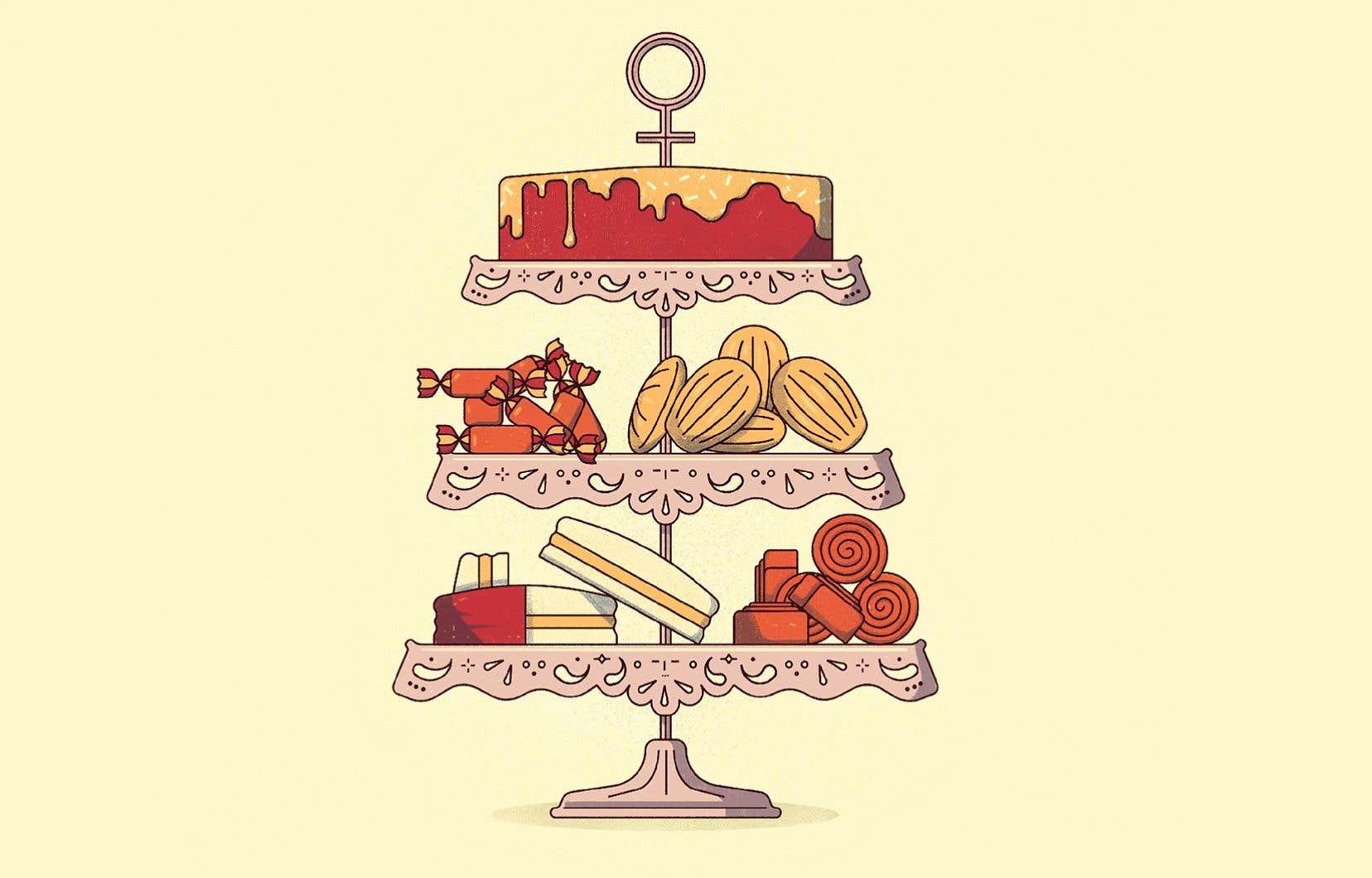 Notre patrimoine culinaire regorge de desserts aux noms féminins. Voici la petite histoire de cinq d'entre eux.