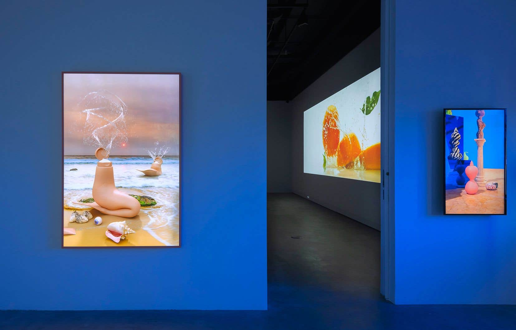 L'exposition «Tropicana» de Juan Ortiz-Apuy