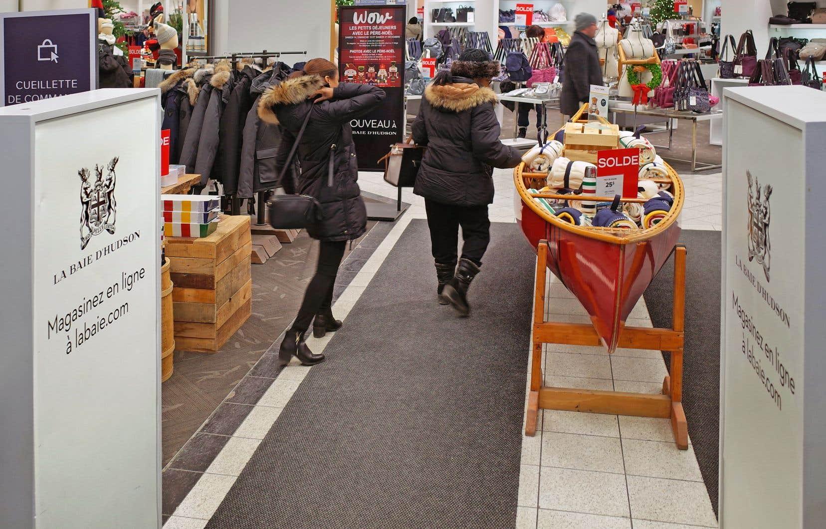Le marché de la Baie d'Hudson mettra en vedette de grands vendeurs tiers de produits de marque ainsi que de petits vendeurs, artisans et entrepreneurs, a déclaré la société.