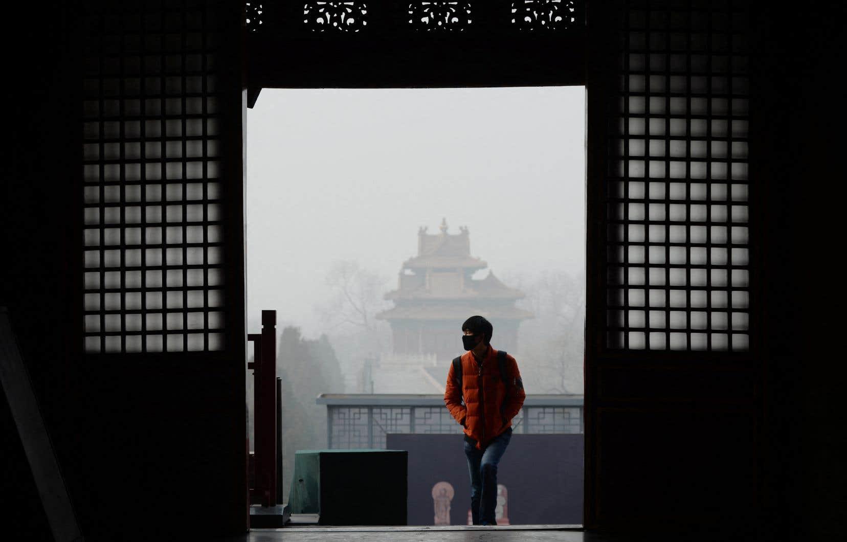 La Chine est à l'origine de plus du quart des émissions mondiales de gaz à effet de serre.