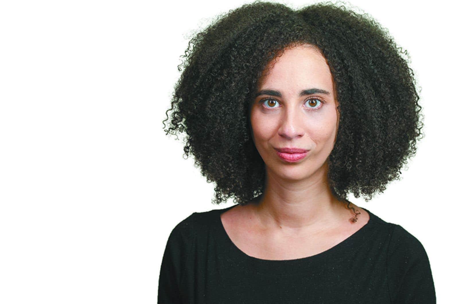La chroniqueuse Emilie Nicolas a reçu le prix «personnalité média écrit engagée de l'année» lors du gala qui s'est déroulé samedi soir.