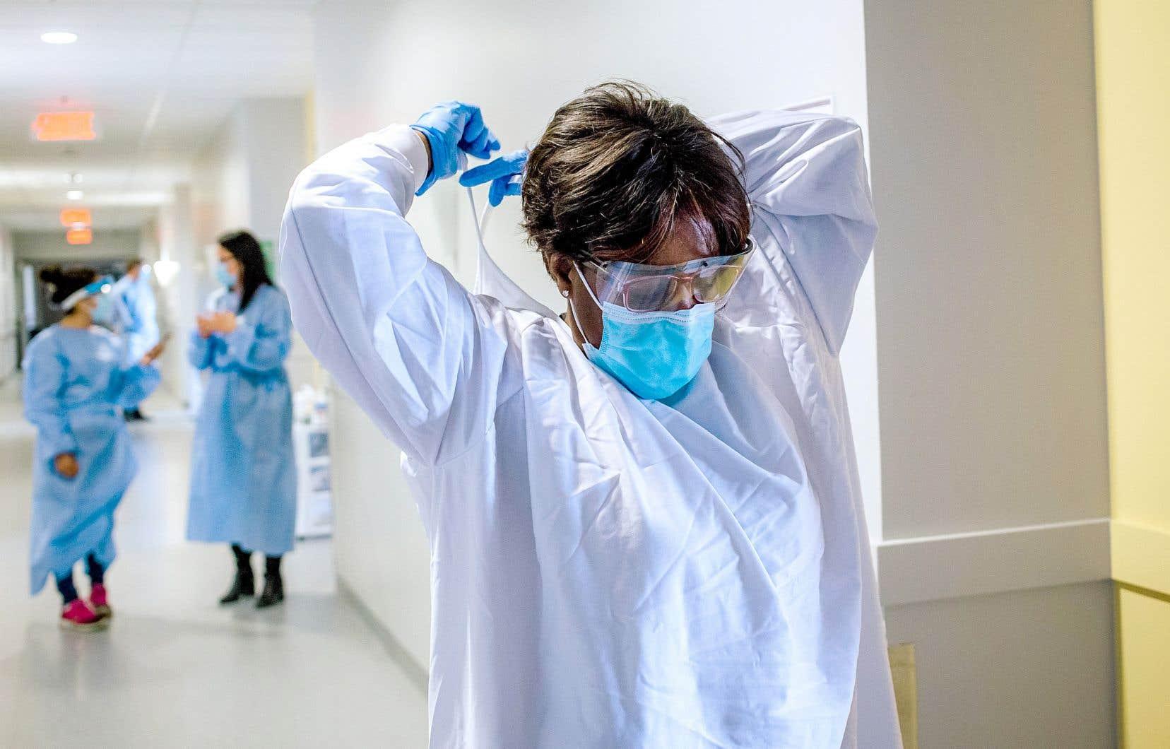 Le gouvernement du Québec ne peut plus ignorer la contribution des femmes du secteur de la santé, il y va de sa crédibilité.
