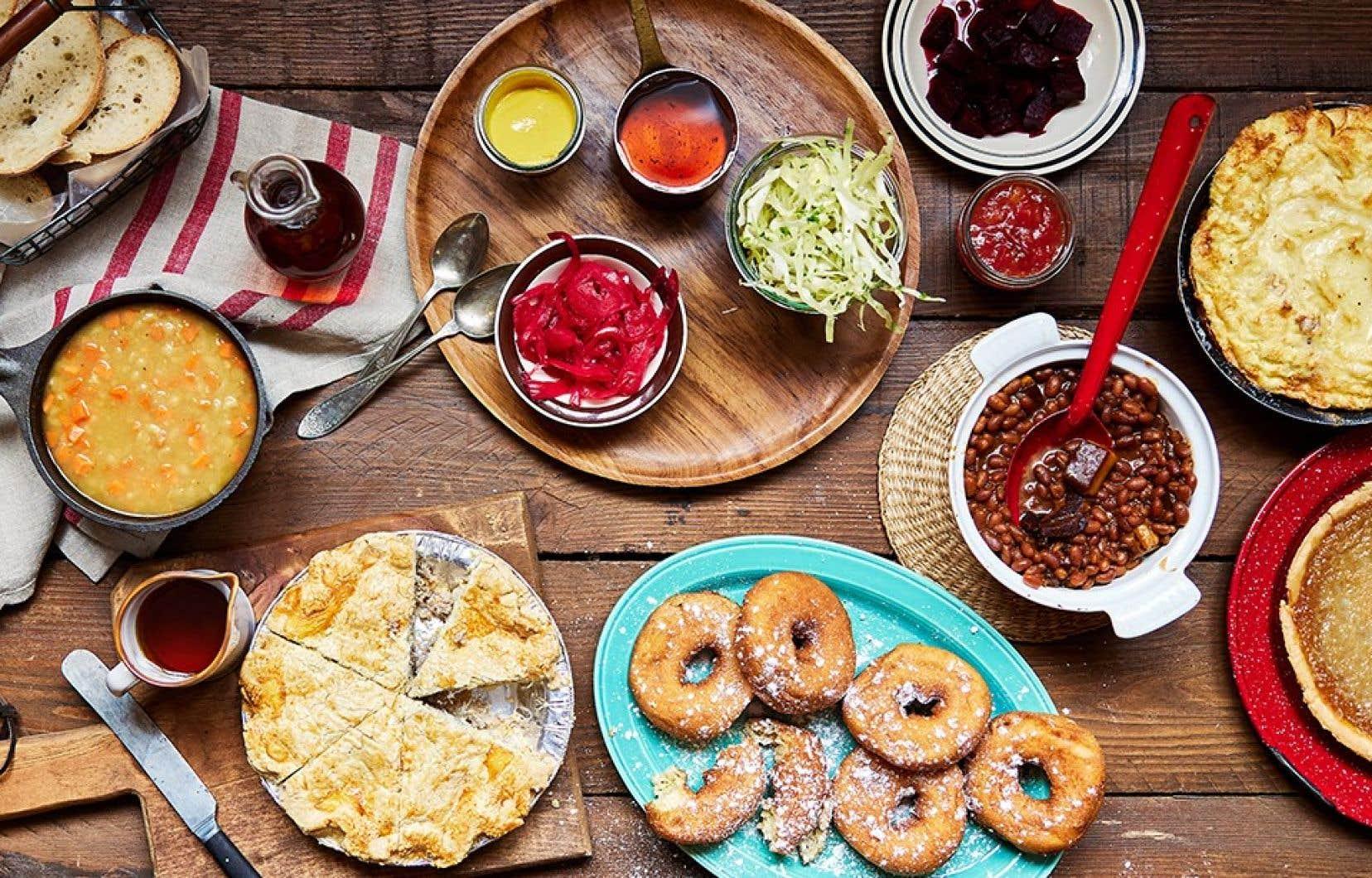 L'initiative Ma cabane à la maison est une délicieuse solution de rechange pour déguster les plats du temps des sucres dans le confort de sa cuisine.