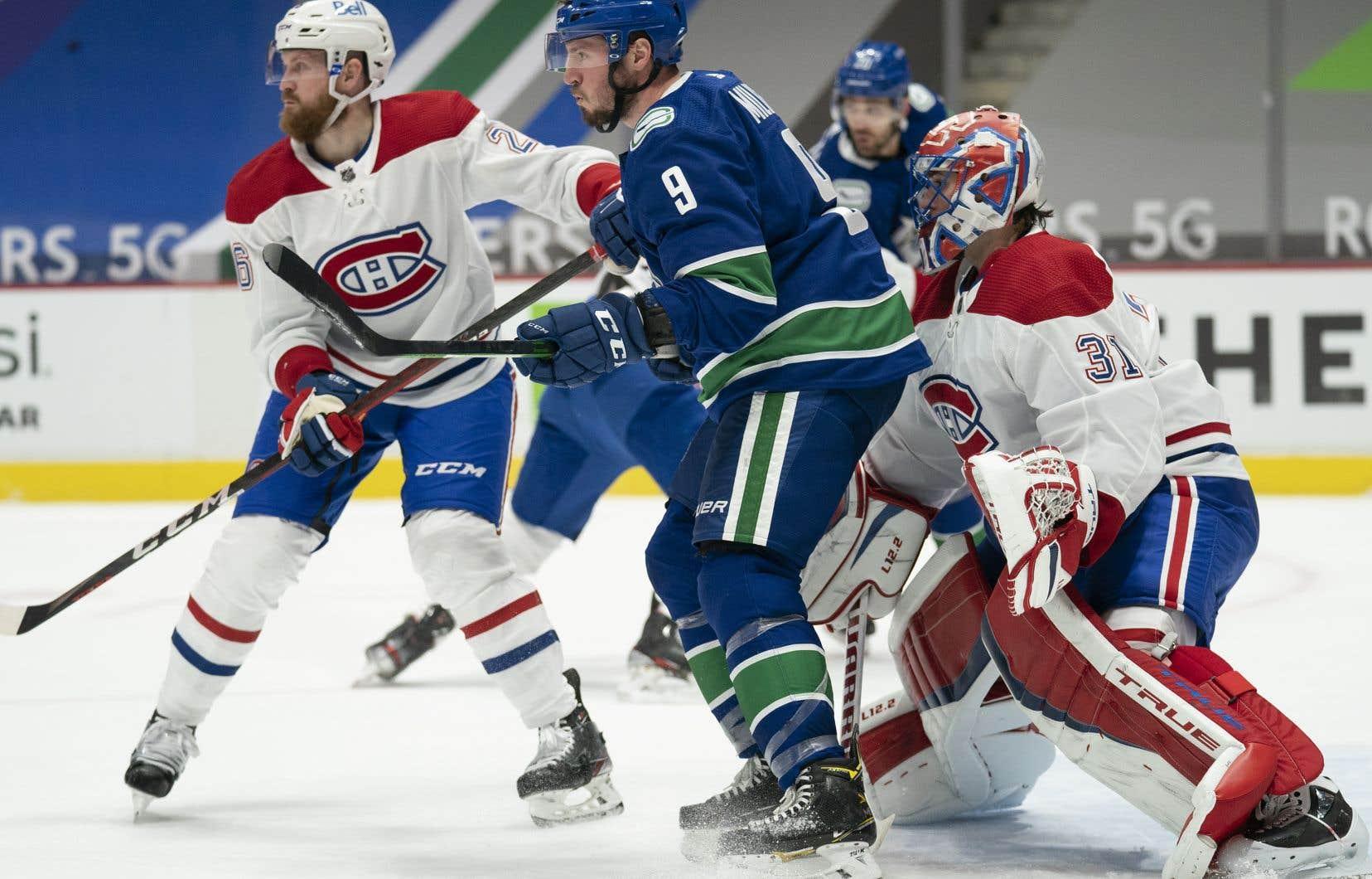 Tout a fonctionné pour le Canadien mercredi soir au Rogers Arena.