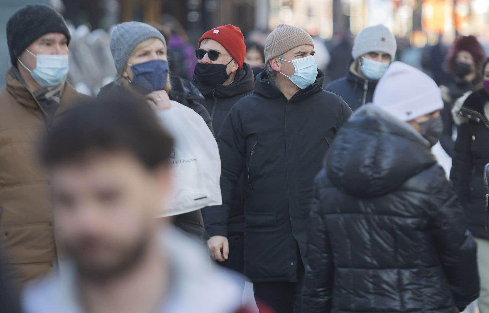Somme toute, «le Canada s'en est relativement bien tiré» jusqu'à présent face à la crise sanitaire et économique provoquée par la pandémie de COVID-19, estime le responsable des études nationales de l'OCDE, Alvaro Pereira.