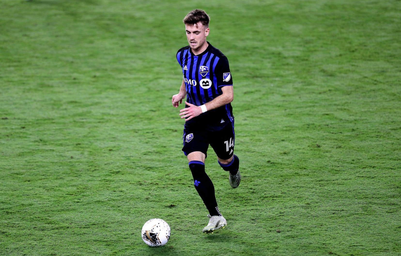 Le footballeur de 24ans estime qu'il est encore trop tôt pour savoir quel rôle il va jouer sous Nancy.