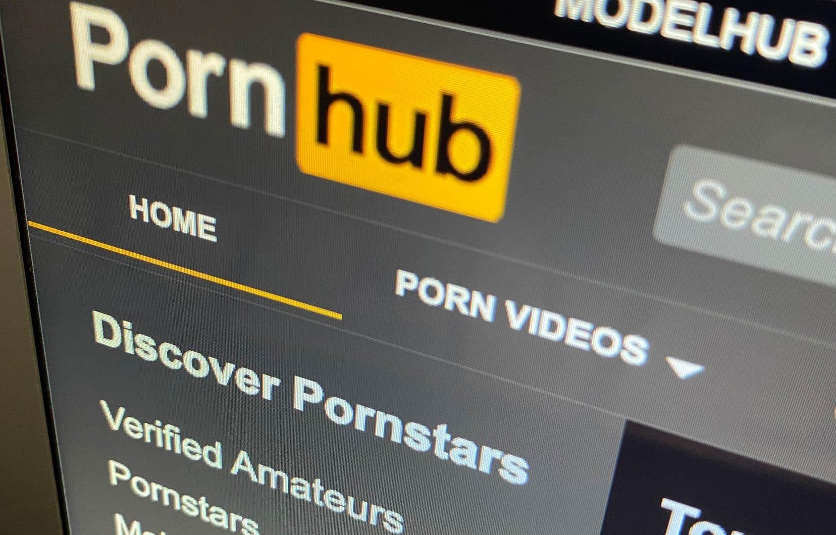Le géant de la pornographie en ligne hébergerait du matériel présentant de la pornographie juvénile et des agressions sexuelles, en plus de vidéos tournées ou publiées sans le consentement des sujets.