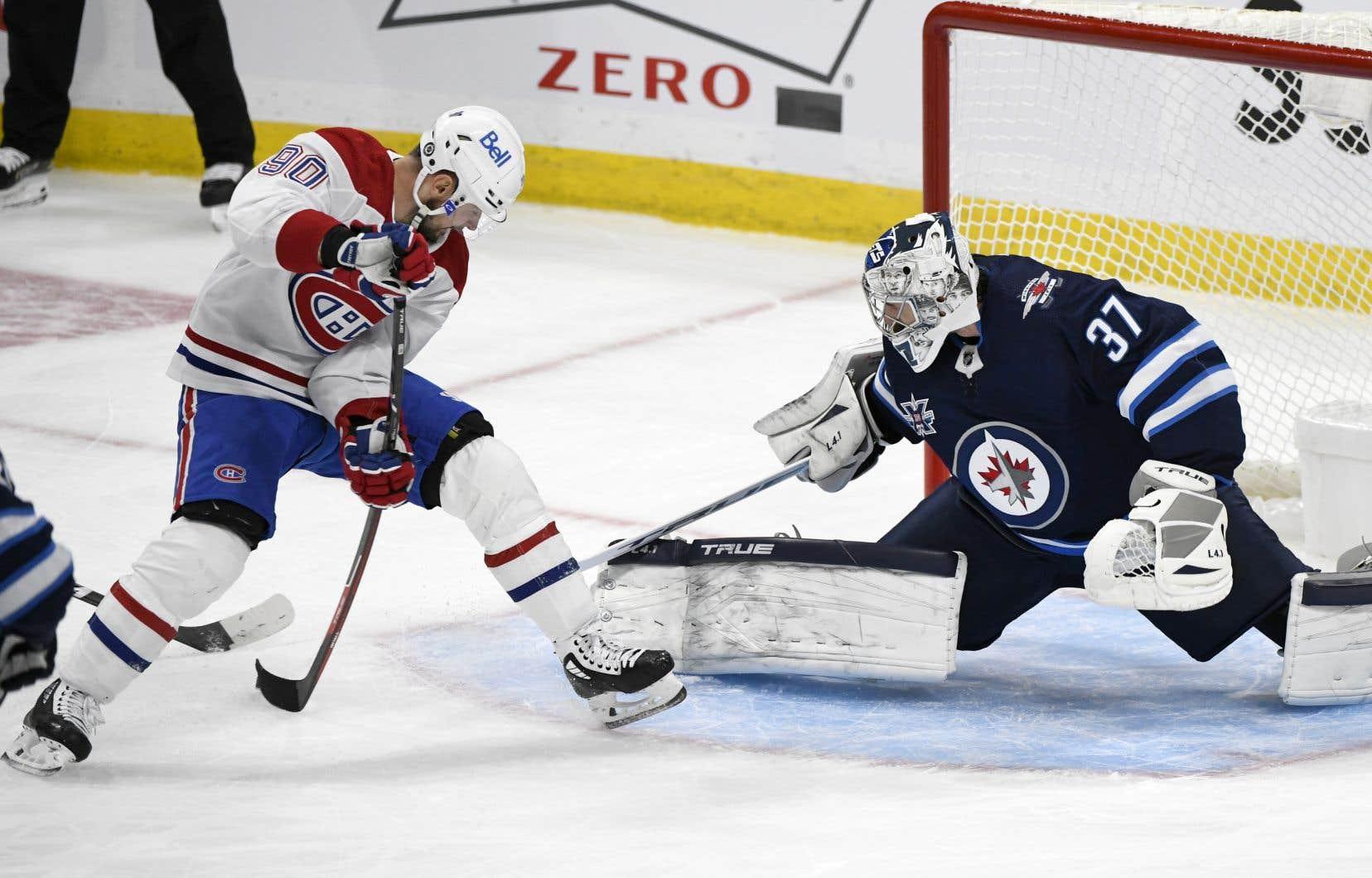 Après deux matchs difficiles contre les Flames à Calgary, le Tricolore a rebondi et offert du jeu un peu plus structuré contre les Jets.