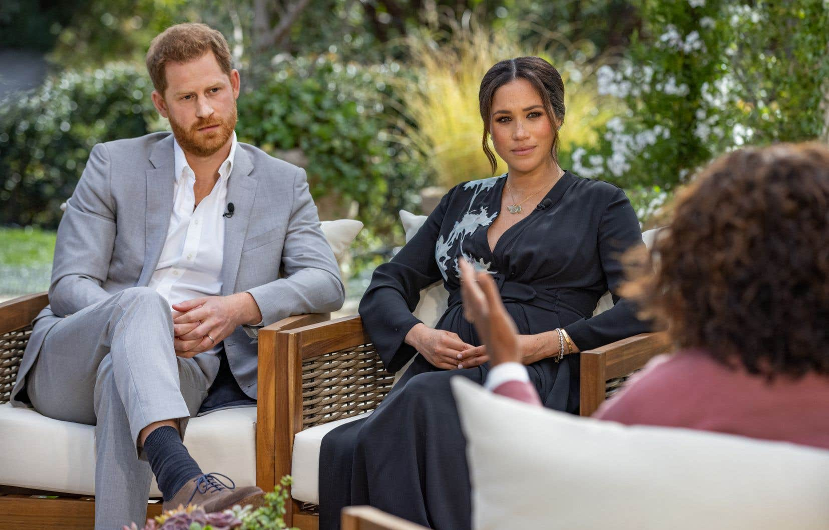 Les confidences duprince Harry et de Meghan Markle à Oprah Winfrey sont la cause de cette récente chute de popularité, de l'avis du sondeur.