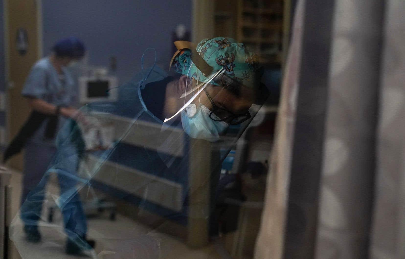 Depuis le début de la pandémie, les infirmières ont été nombreuses à lancer un cri du cœur.