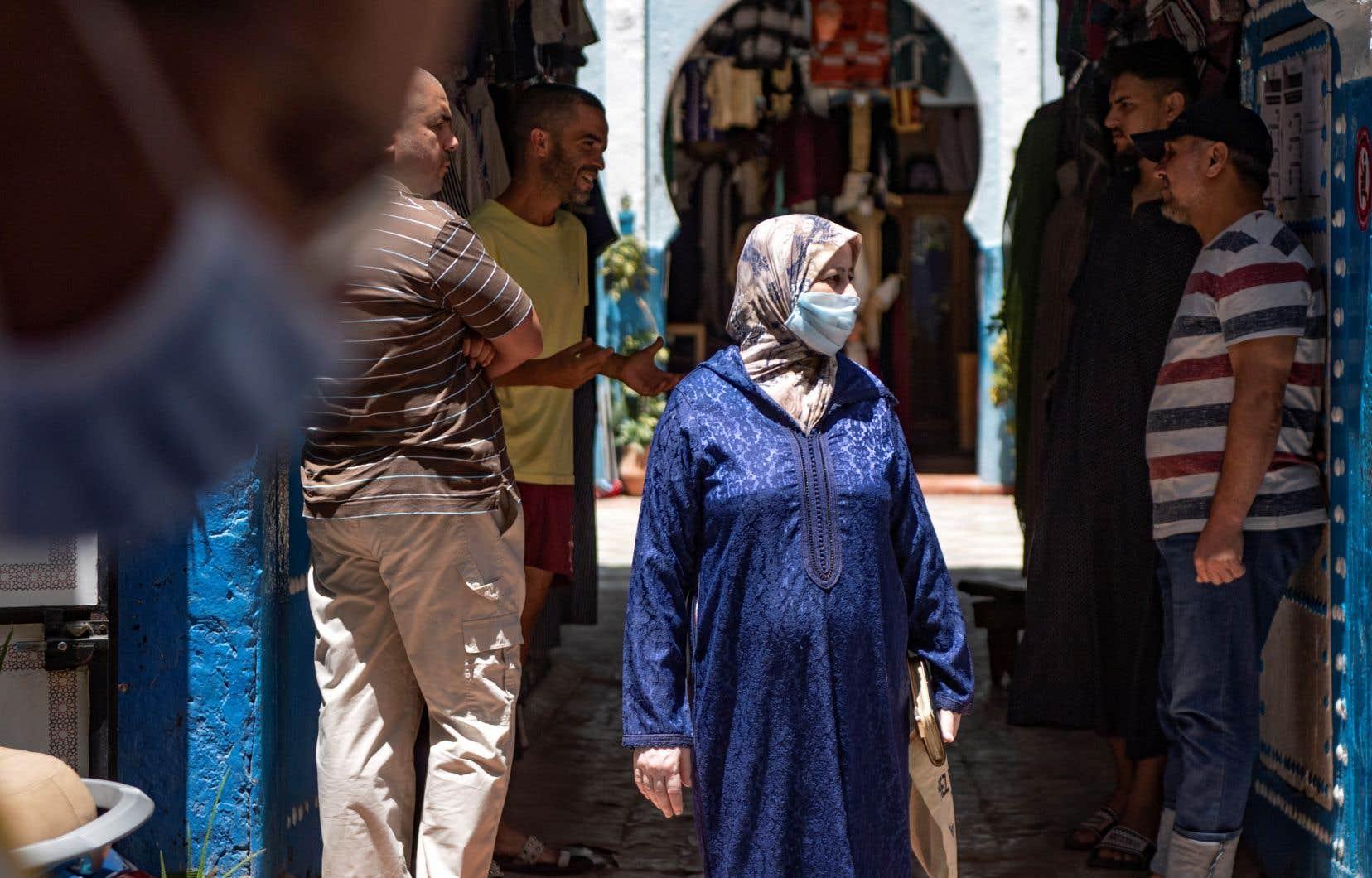 Les boursières marocaines ont constaté que, si beaucoup de choses sont faites par le gouvernement pour l'égalité des genres, il reste néanmoins un écart à combler entre les lois existantes et leur application sur le terrain.