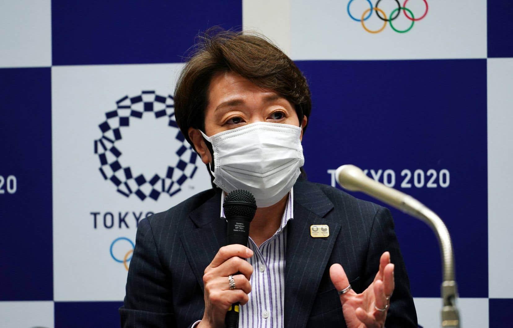 Malgré quelques appels pour la retarder, Hashimoto a promis une décision avant l'ouverture du relais de la flamme, jeudi, depuis la préfecture du nord-est de Fukushima.