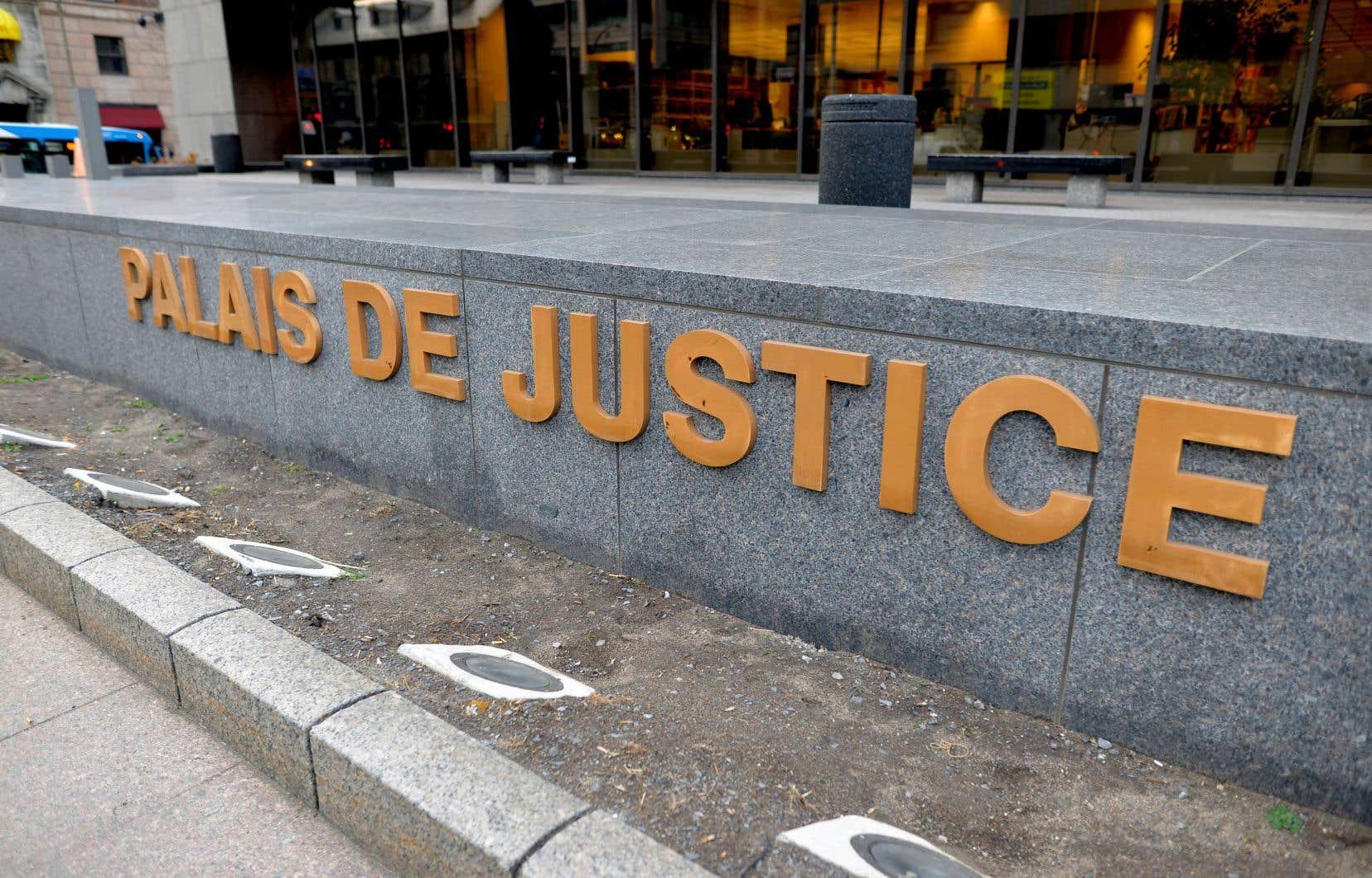 La Constitution canadienne permet à toute personne d'utiliser à son choix le français ou l'anglais devant un tribunal établi par la législature du Québec, dont la Cour du Québec, précise l'auteur.