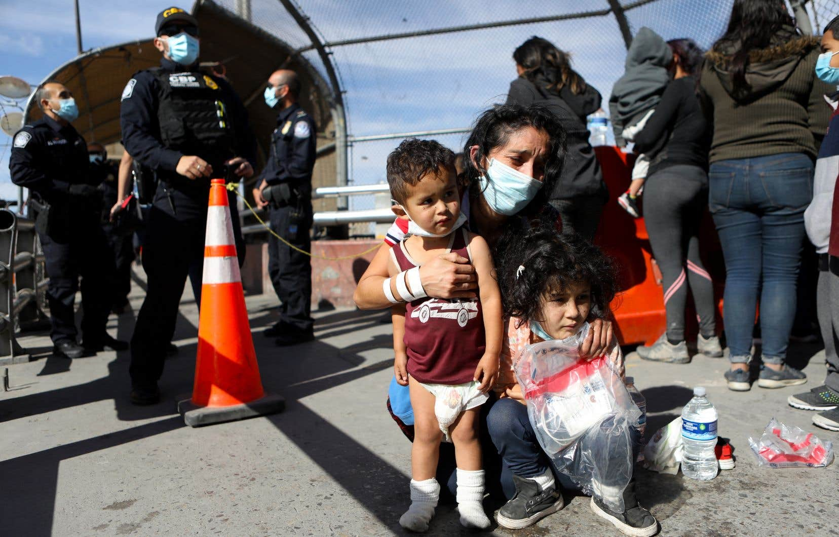 Joe Biden s'est engagé à effacer «une honte morale et nationale» héritée de son prédécesseur, à savoir la séparation de milliers de familles de migrants, dont certaines n'ont toujours pas été réunies.