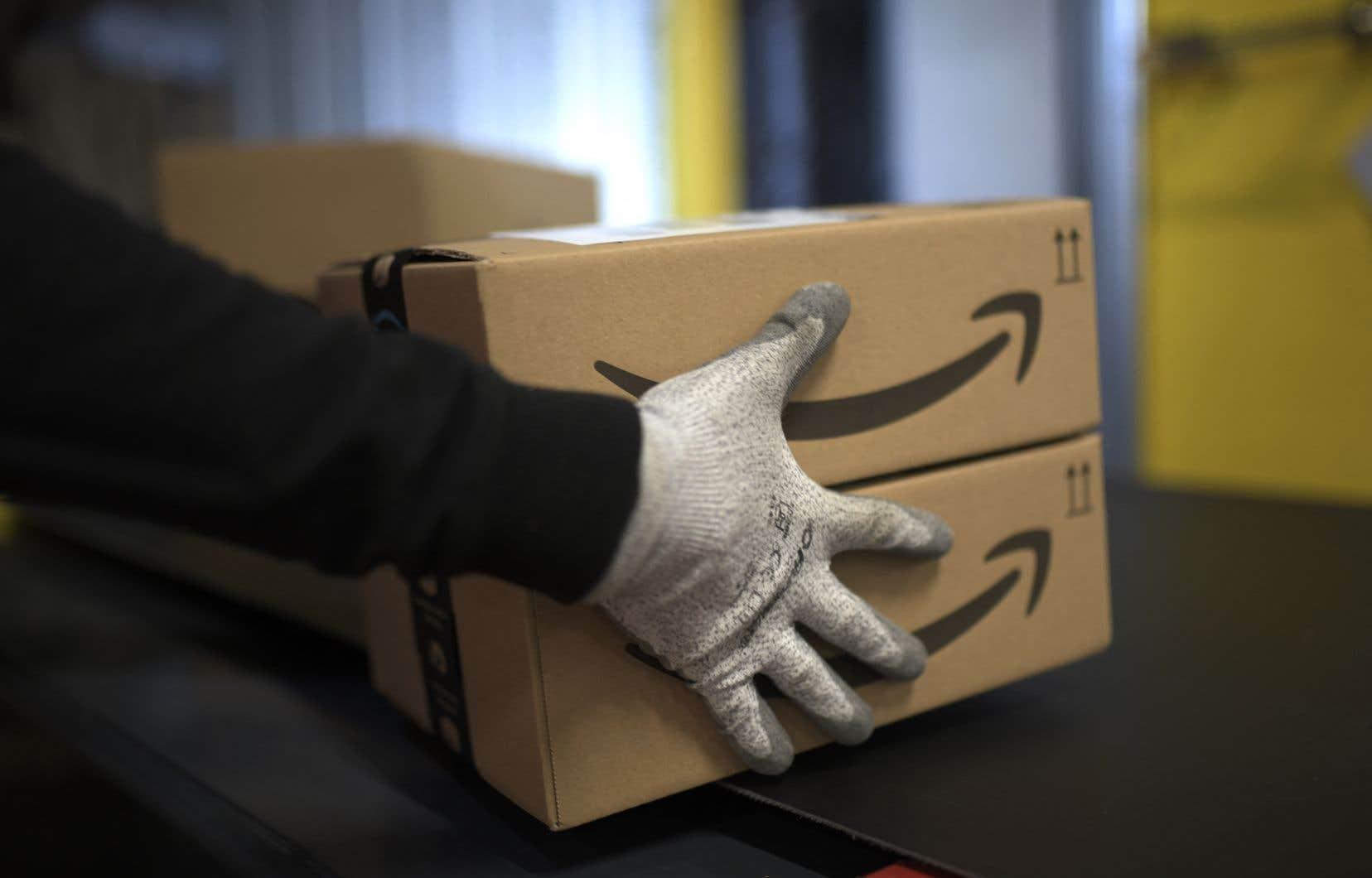 De plus en plus de cyberacheteurs sont séduits par Amazon Prime, un programme qui permet d'économiser notamment sur les frais de livraison.