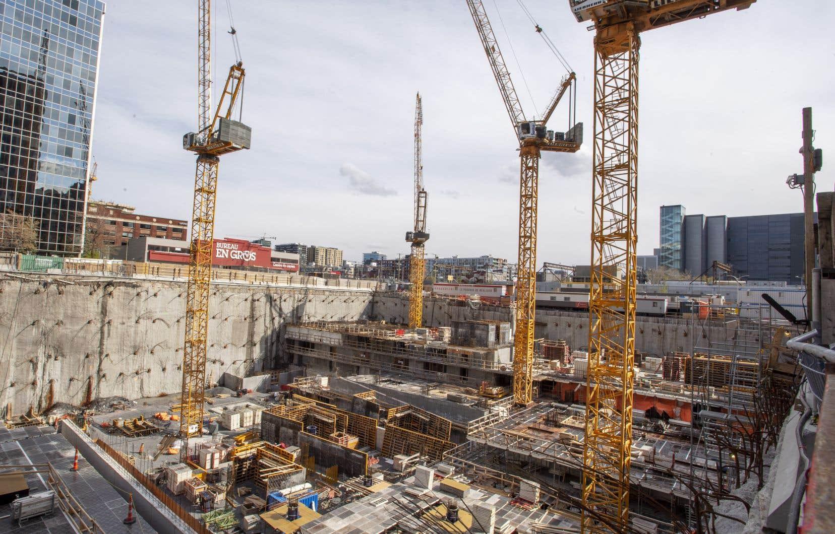 Selon Montréal, le Règlement pour une métropole mixte augmenterait de 0,8 à 1,9% les coûts de construction des projets immobiliers.