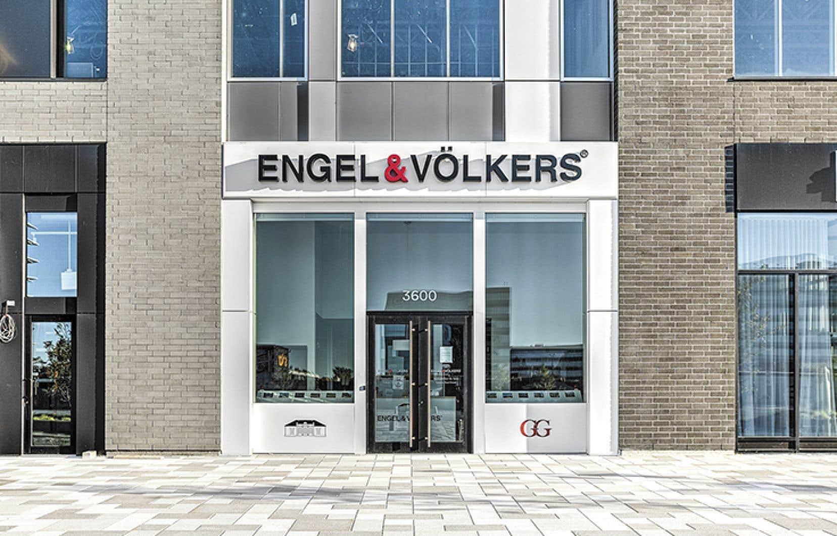Le concept « Boutique Immobilière » de ENGEL & VÖLKERS; déjà 10 boutiques au Québec!