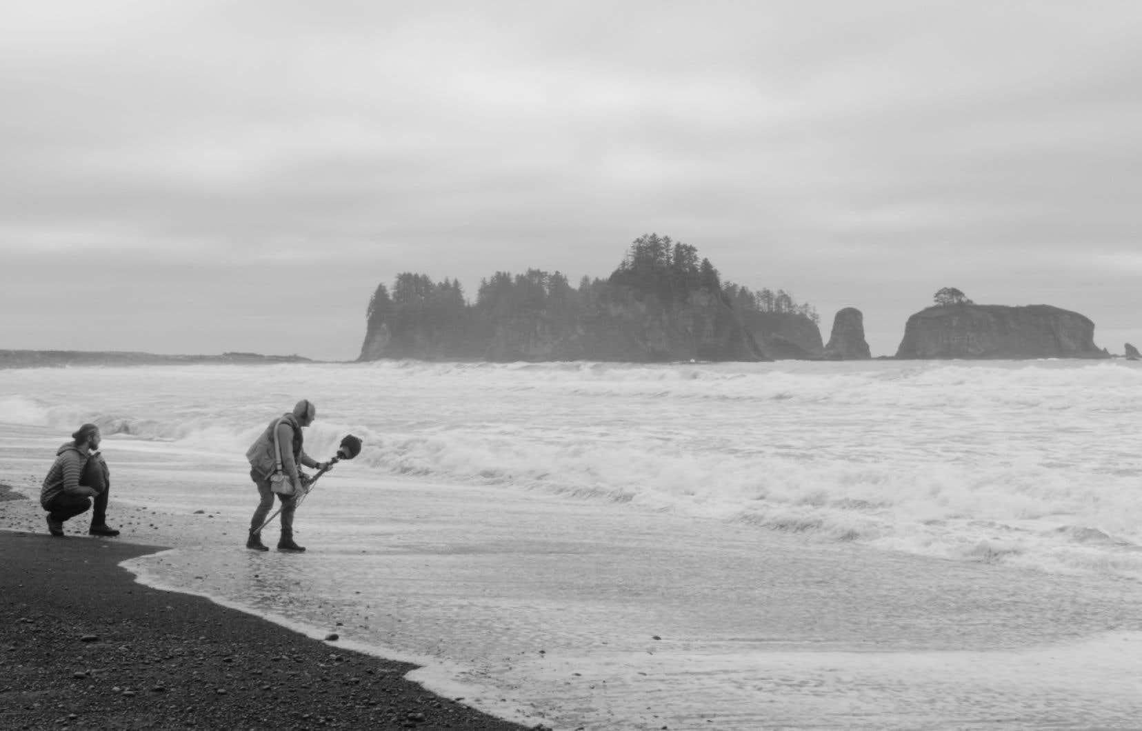 Photo tirée du film «Comme une vague», réalisé par Marie-Julie Dallaire